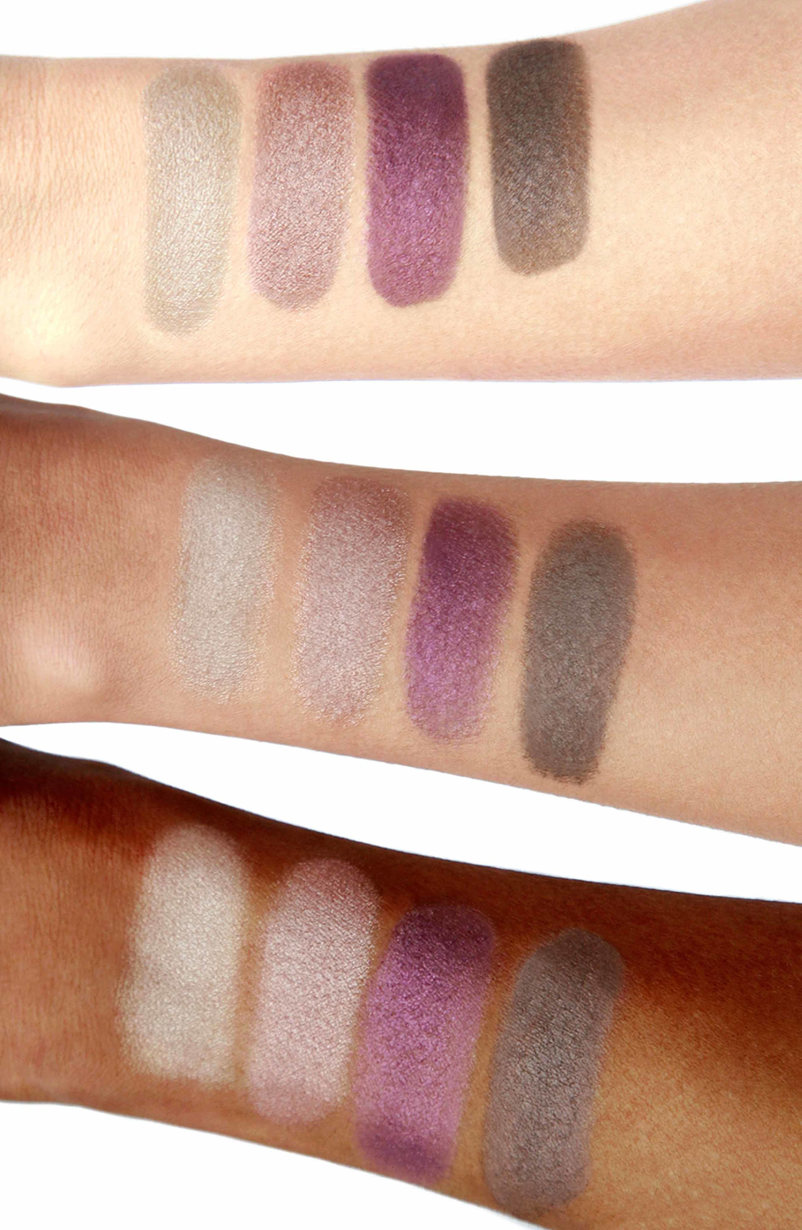 Luxury Palette - The Glamour Muse Color-Coded Eyeshadow Palette,                             Alternate thumbnail 2, color,                             THE GLAMOUR MUSE