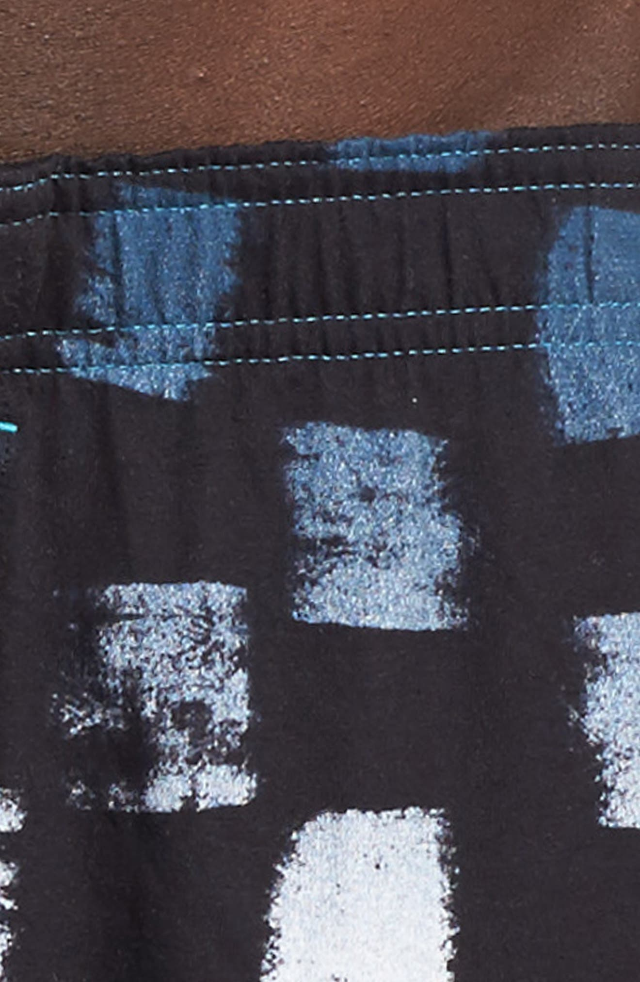 Checker Fader Boxer Shorts,                             Alternate thumbnail 8, color,