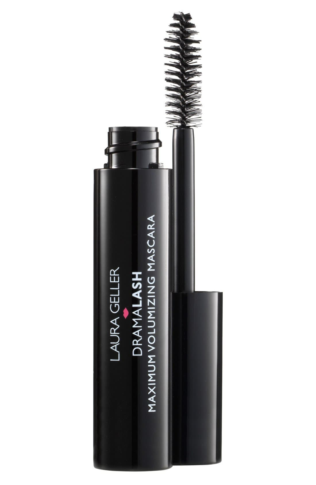 DramaLASH Maximum Volumizing Mascara,                         Main,                         color, BLACK