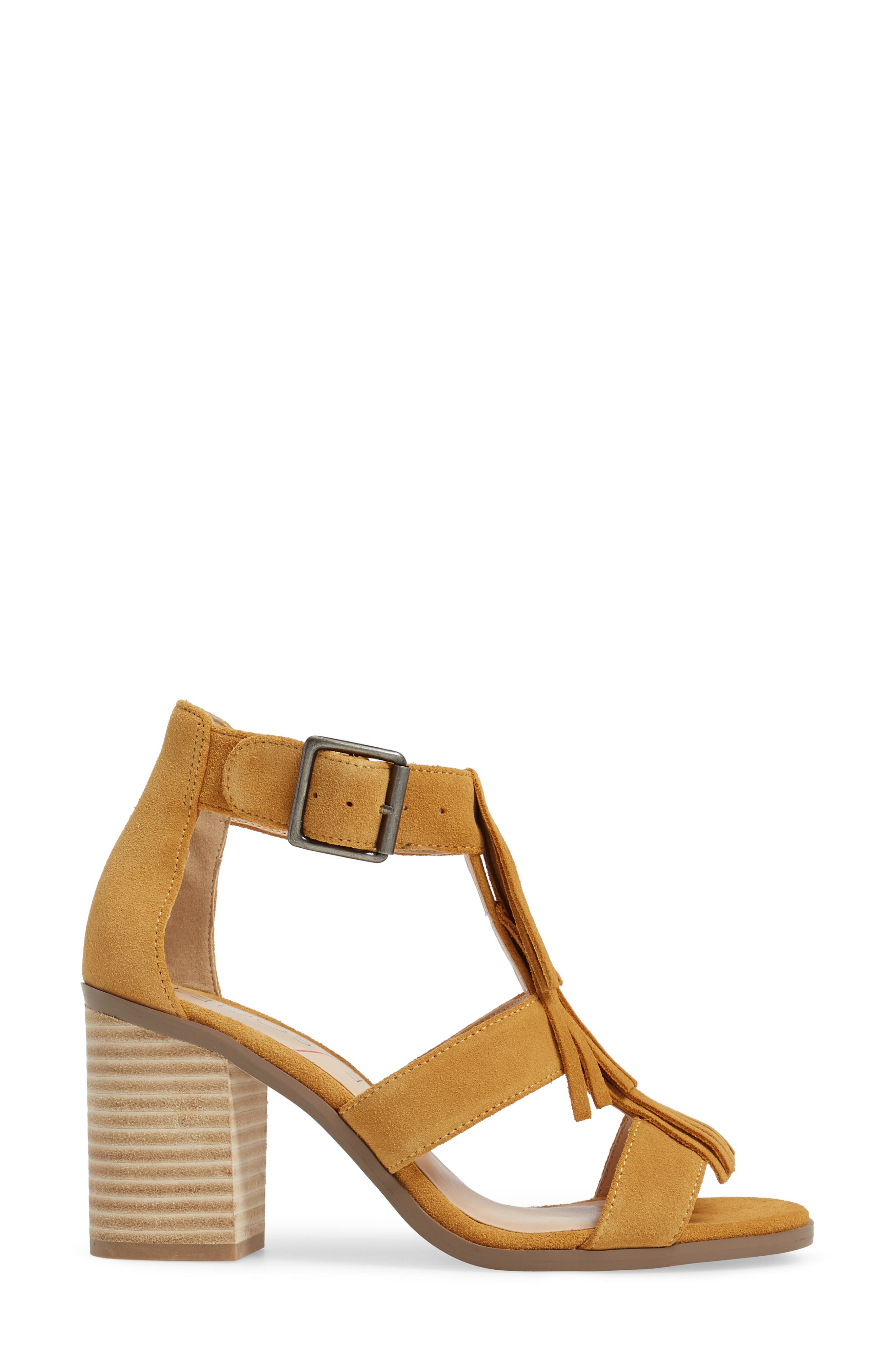 'Delilah' Fringe Sandal,                             Alternate thumbnail 20, color,
