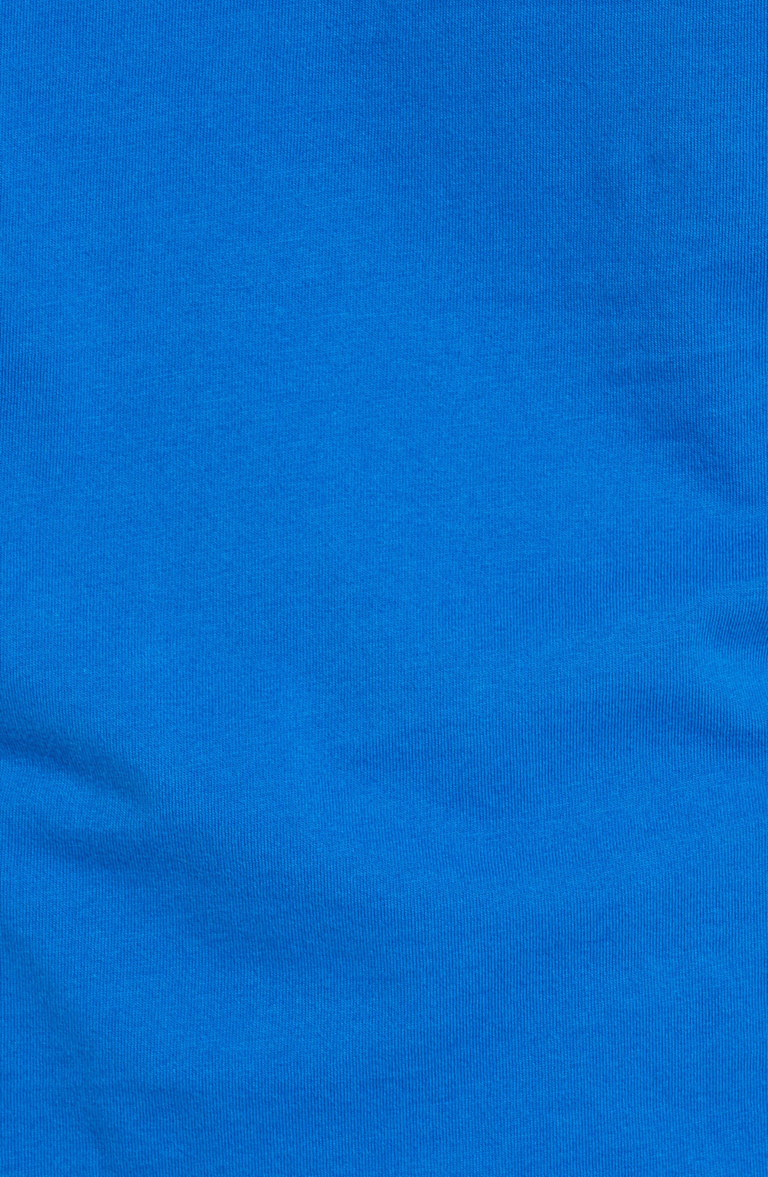 Surf Wave Graphic Pocket T-Shirt,                             Alternate thumbnail 5, color,                             427