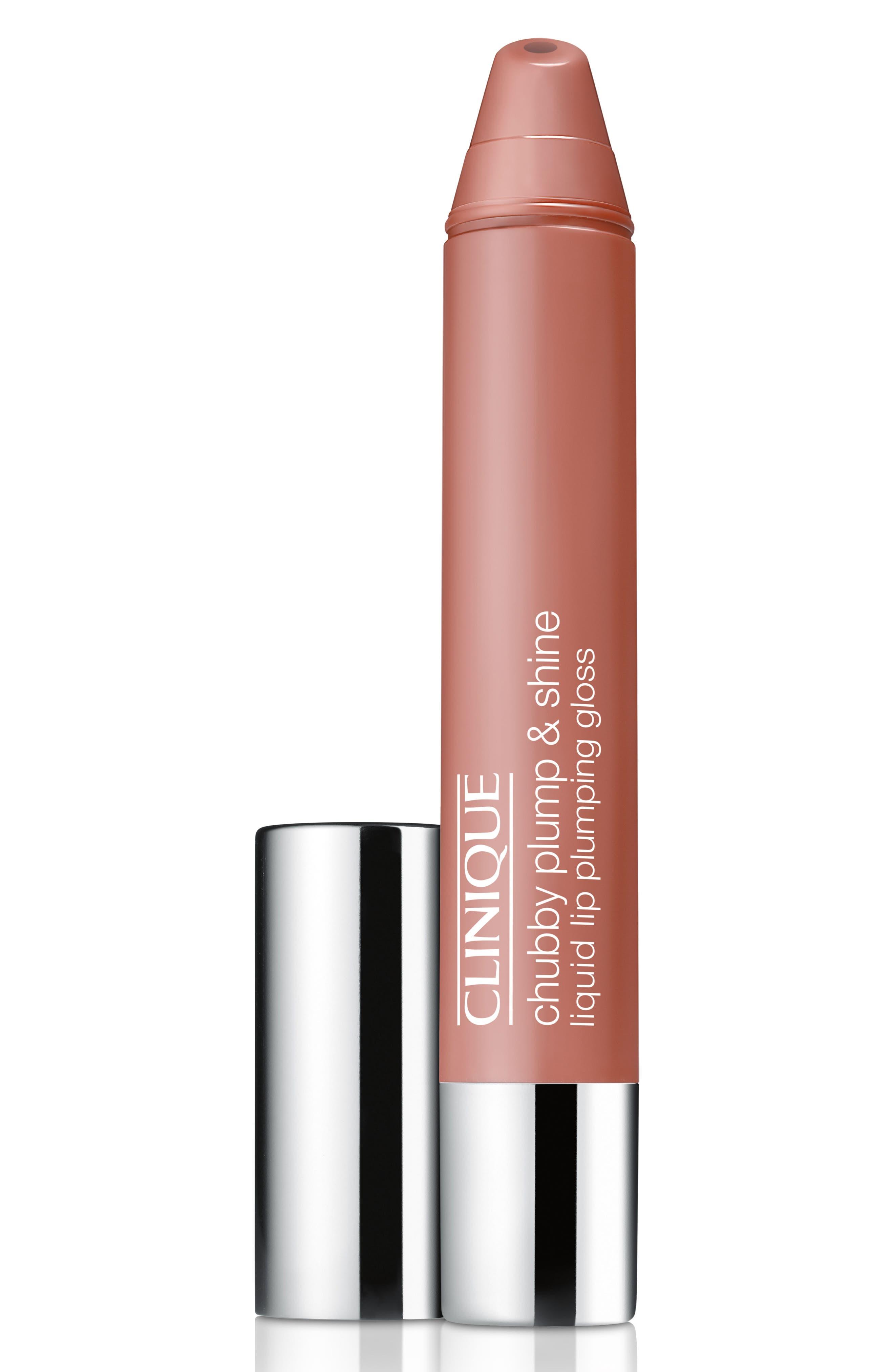 Chubby Plump & Shine Liquid Lip Plumping Gloss,                             Main thumbnail 1, color,                             250