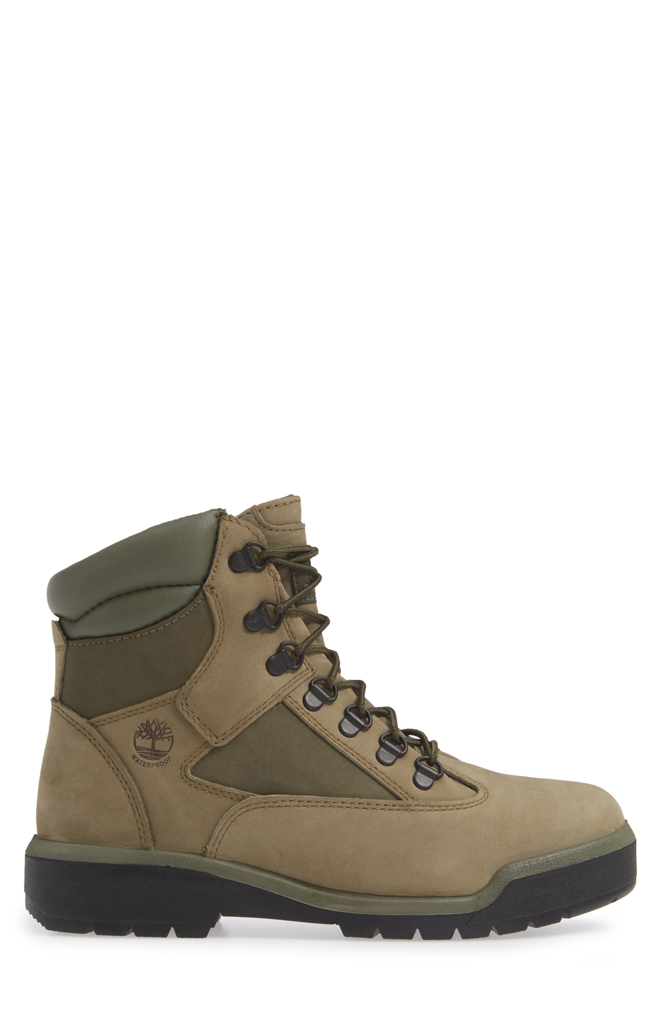 Field Waterproof Boot,                             Alternate thumbnail 3, color,                             280