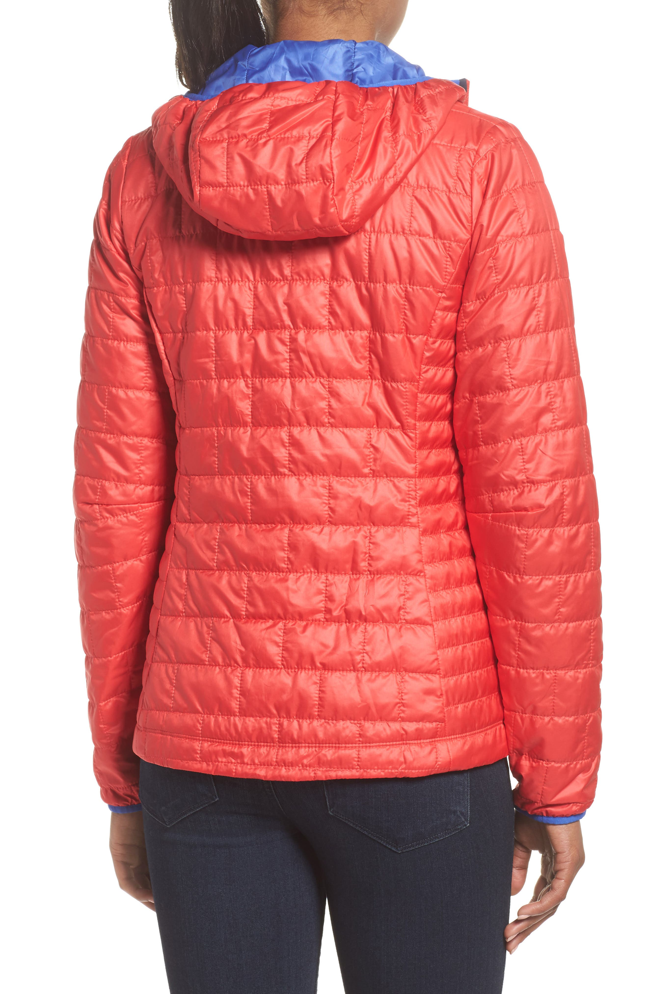 Nano Puff<sup>®</sup> Bivy Water Resistant Jacket,                             Alternate thumbnail 9, color,