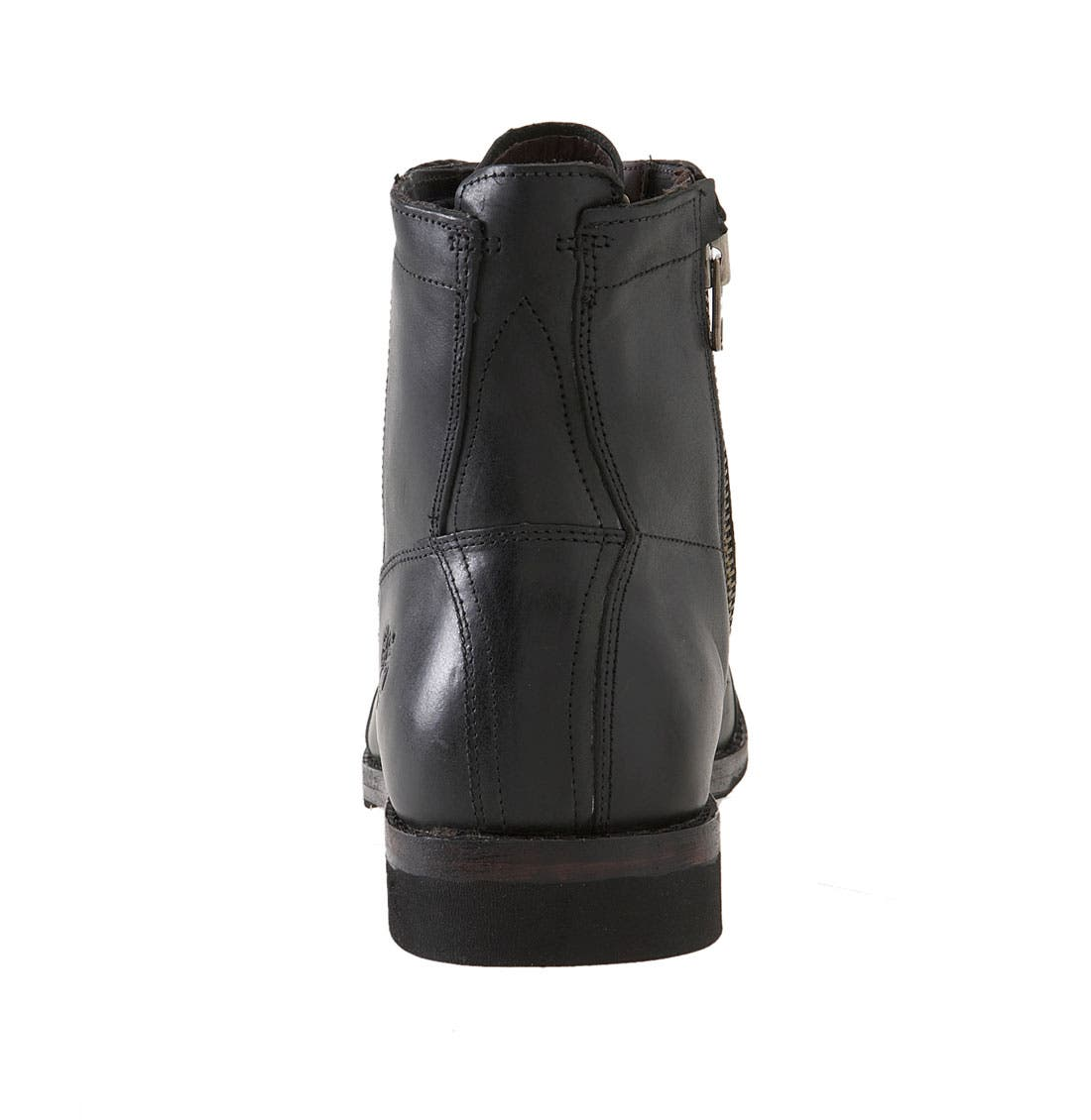Earthkeepers<sup>®</sup> Side Zip Boot,                             Alternate thumbnail 3, color,                             001