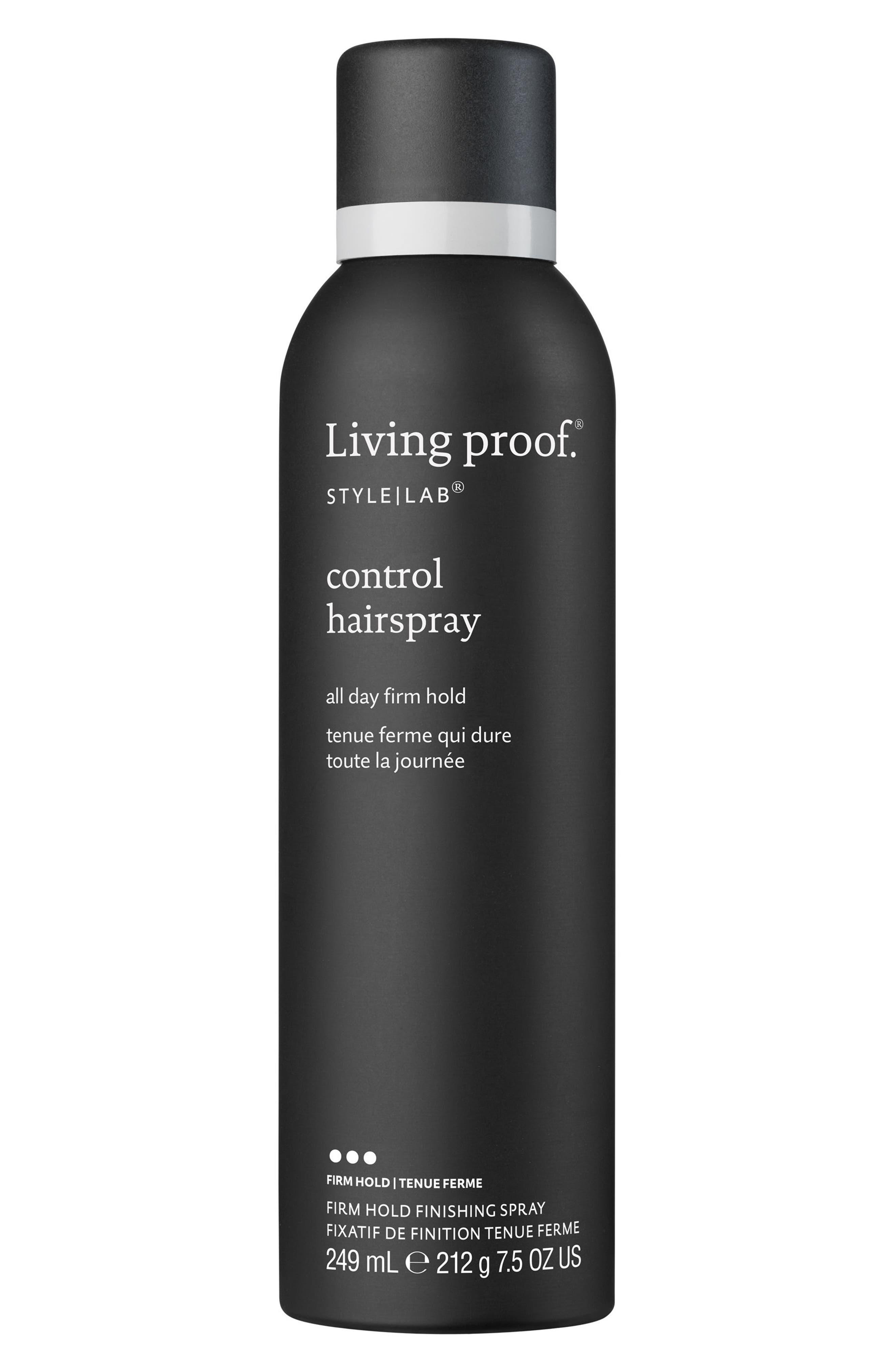 Control Hairspray,                             Main thumbnail 1, color,                             NO COLOR