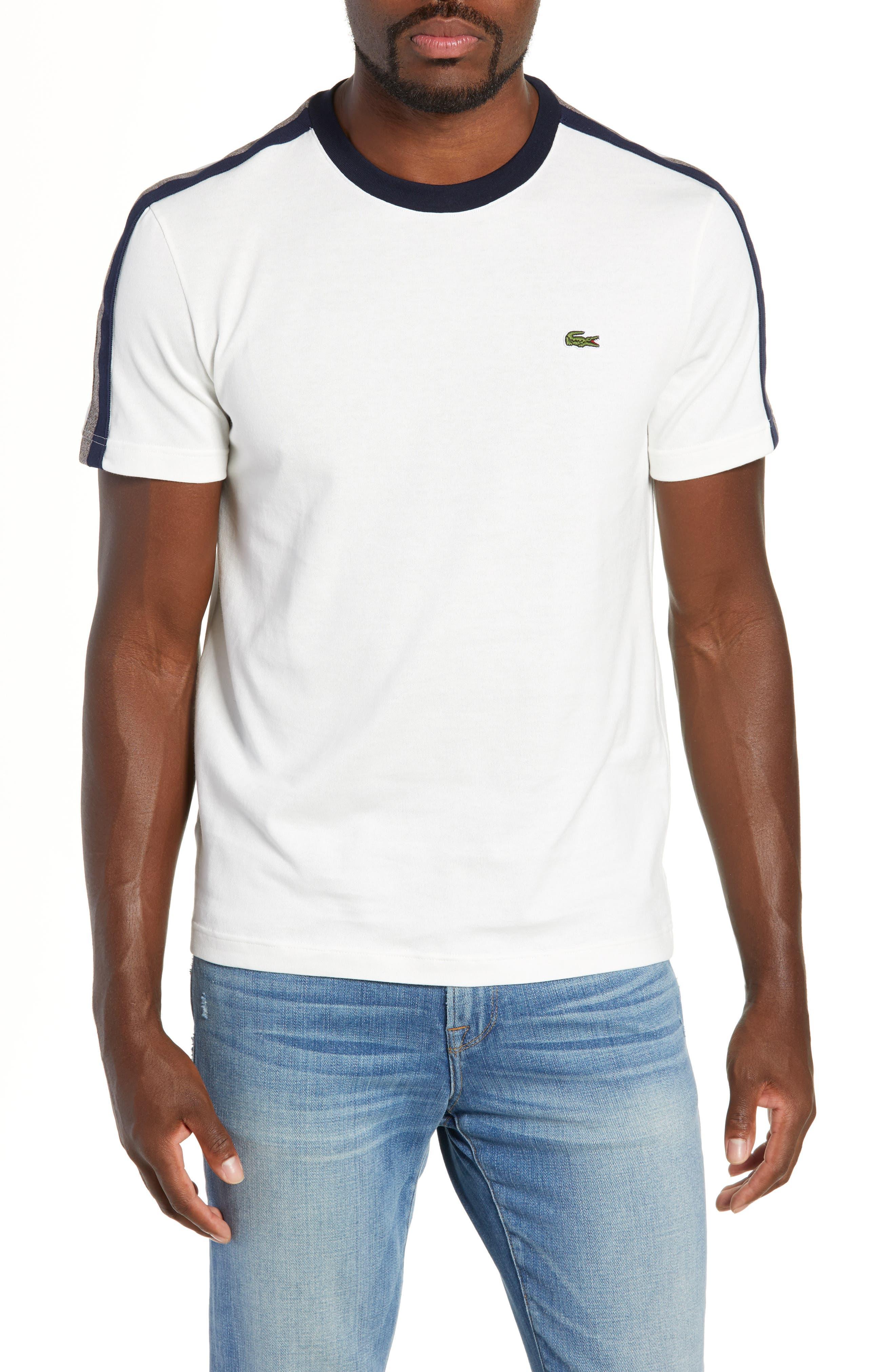 Regular Fit Contrast Jersey T-Shirt,                         Main,                         color, 104