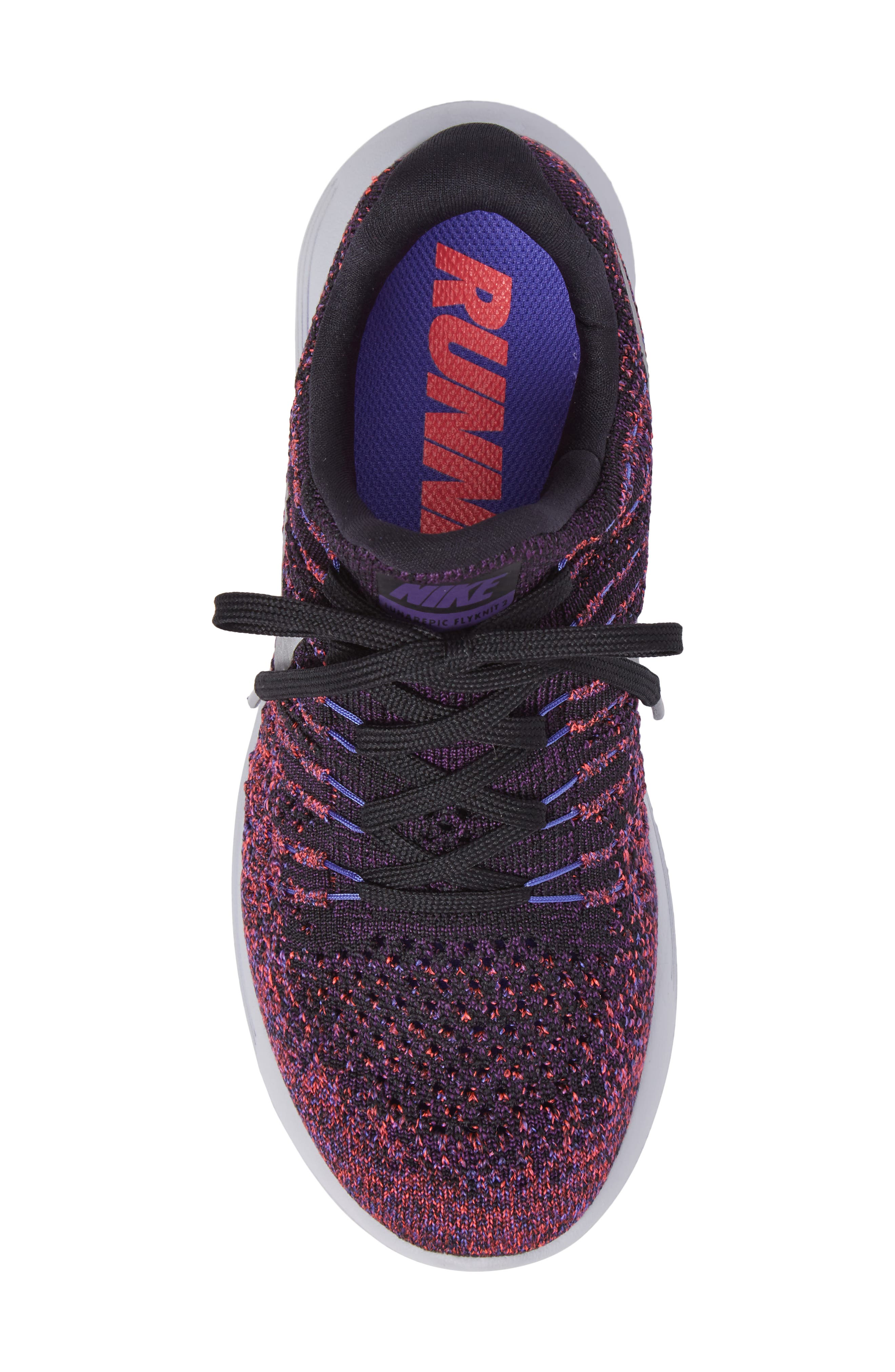 LunarEpic Low Flyknit 2 Running Shoe,                             Alternate thumbnail 74, color,