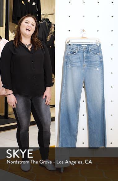 Carla Wide Leg Jeans, sales video thumbnail