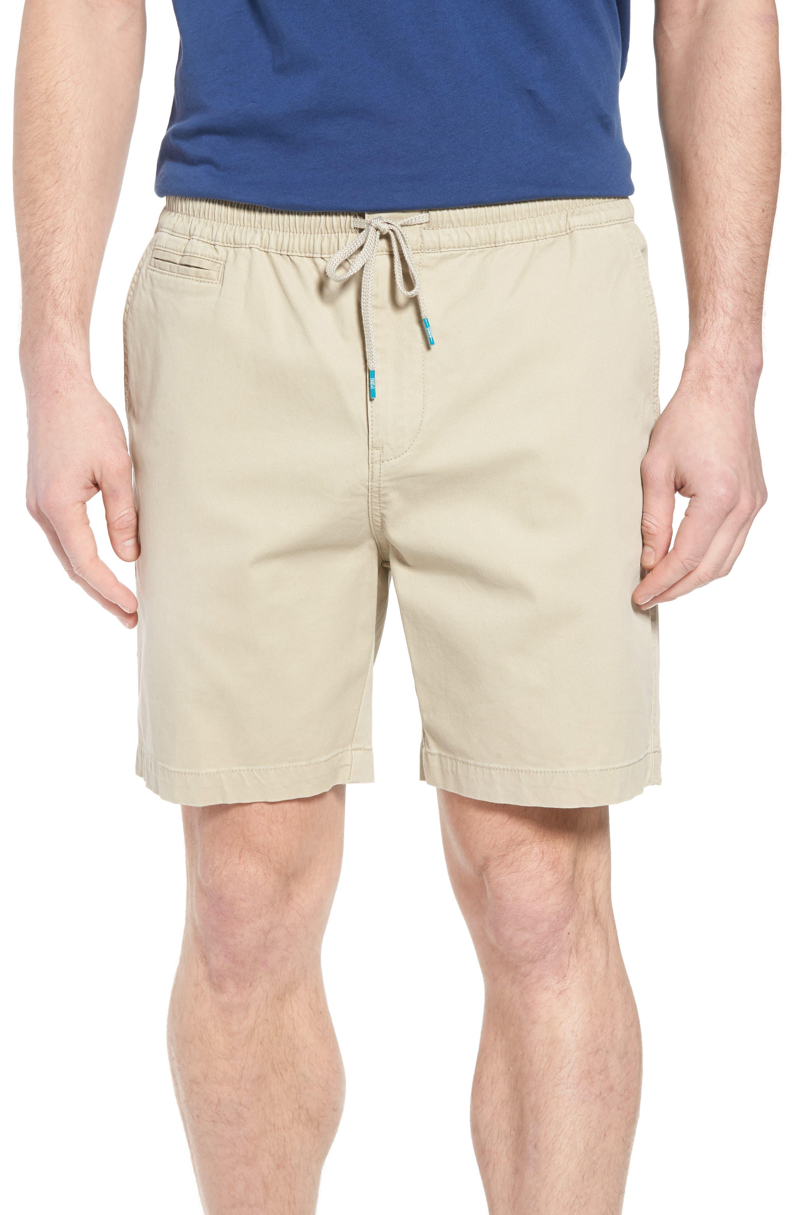 Drawstring Bedford Corduroy Shorts,                             Main thumbnail 2, color,