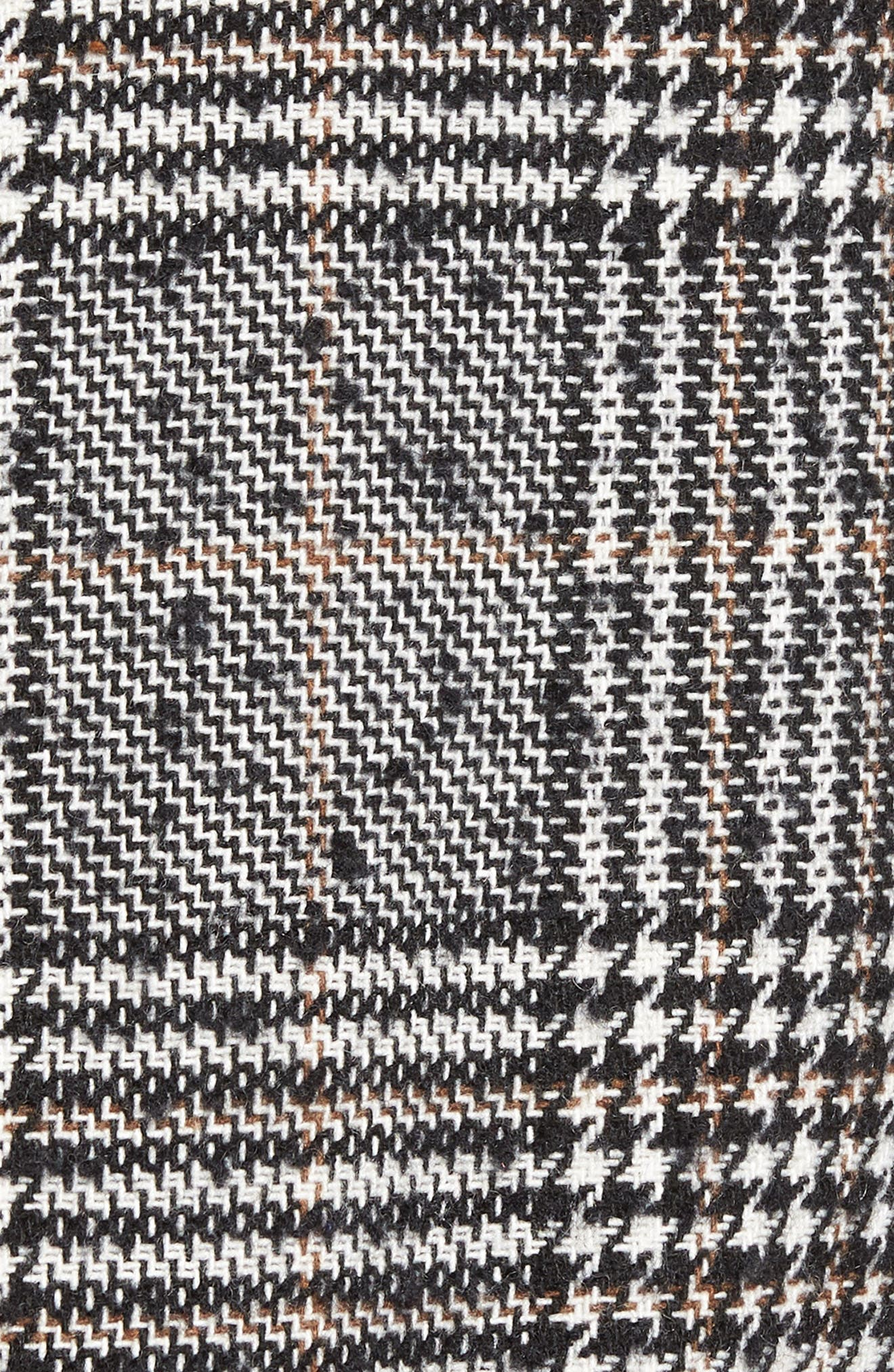 Ruffle Plaid Jacket,                             Alternate thumbnail 11, color,