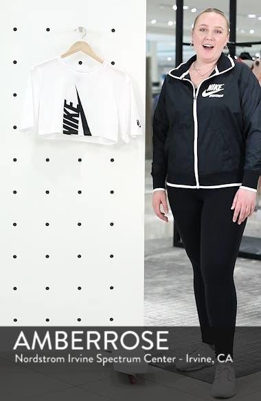 NikeLab Collection Jersey Crop Top, sales video thumbnail