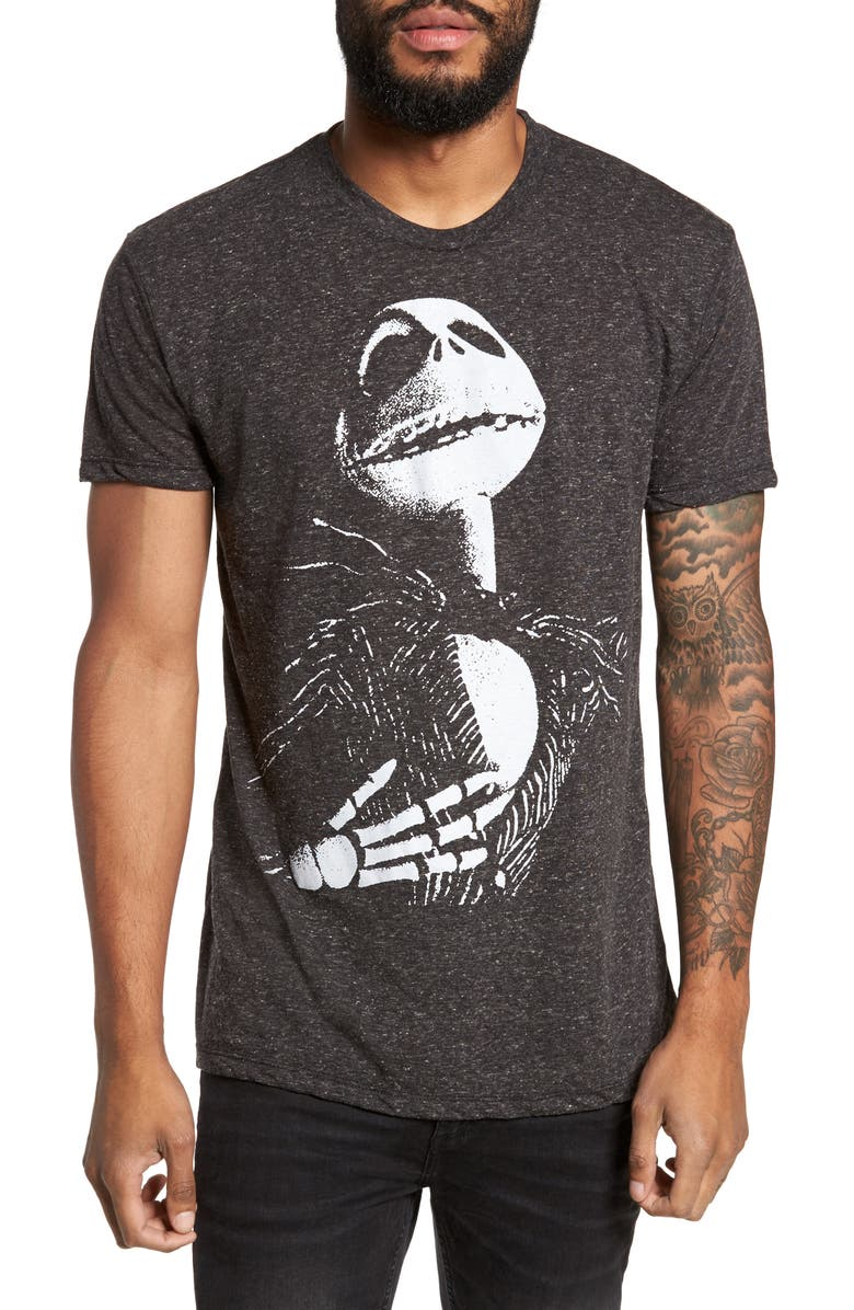 The Rail Nightmare Before Christmas Graphic T-Shirt   Nordstrom