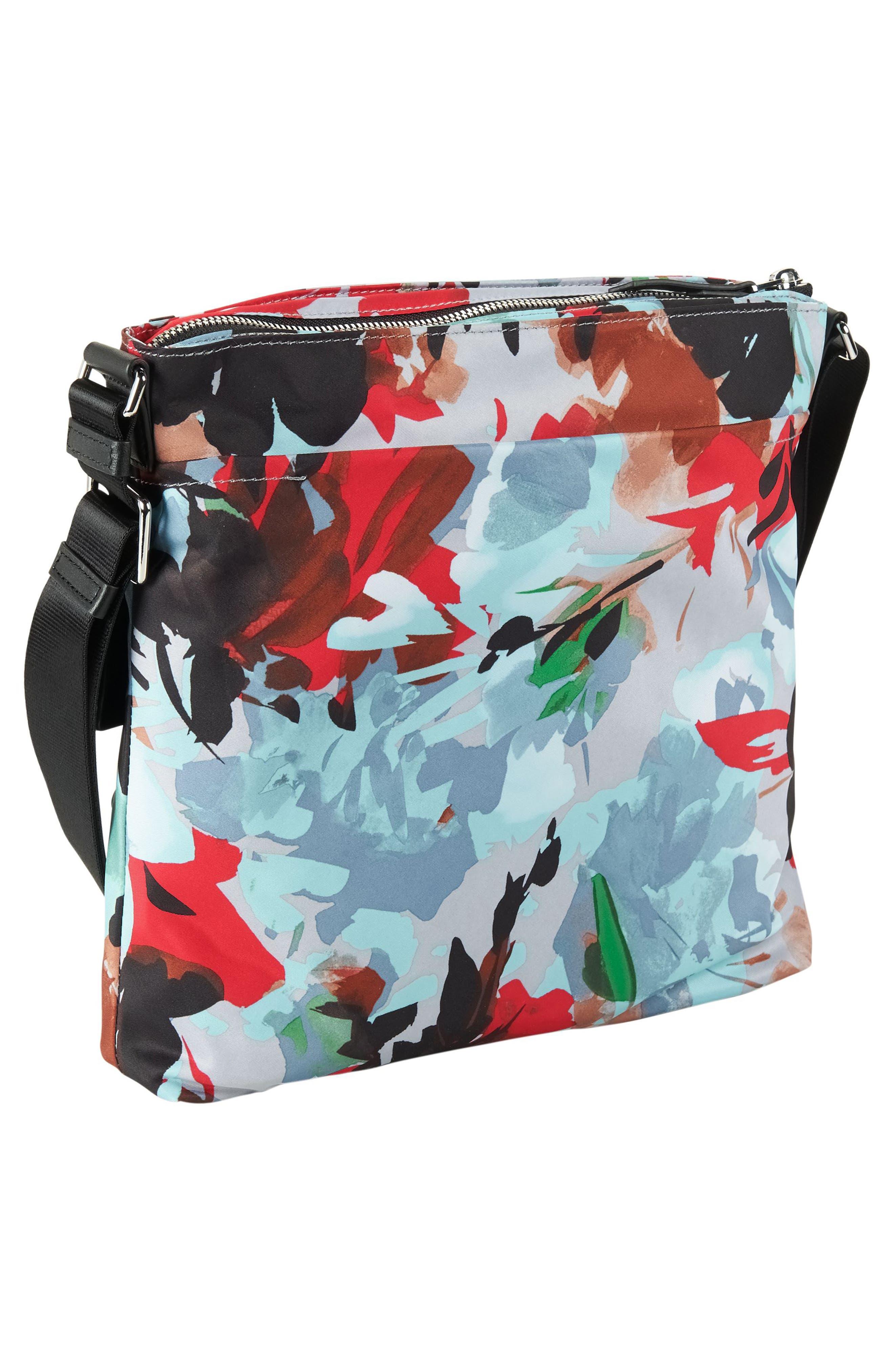 Voyageur - Capri Nylon Crossbody Bag,                             Alternate thumbnail 48, color,