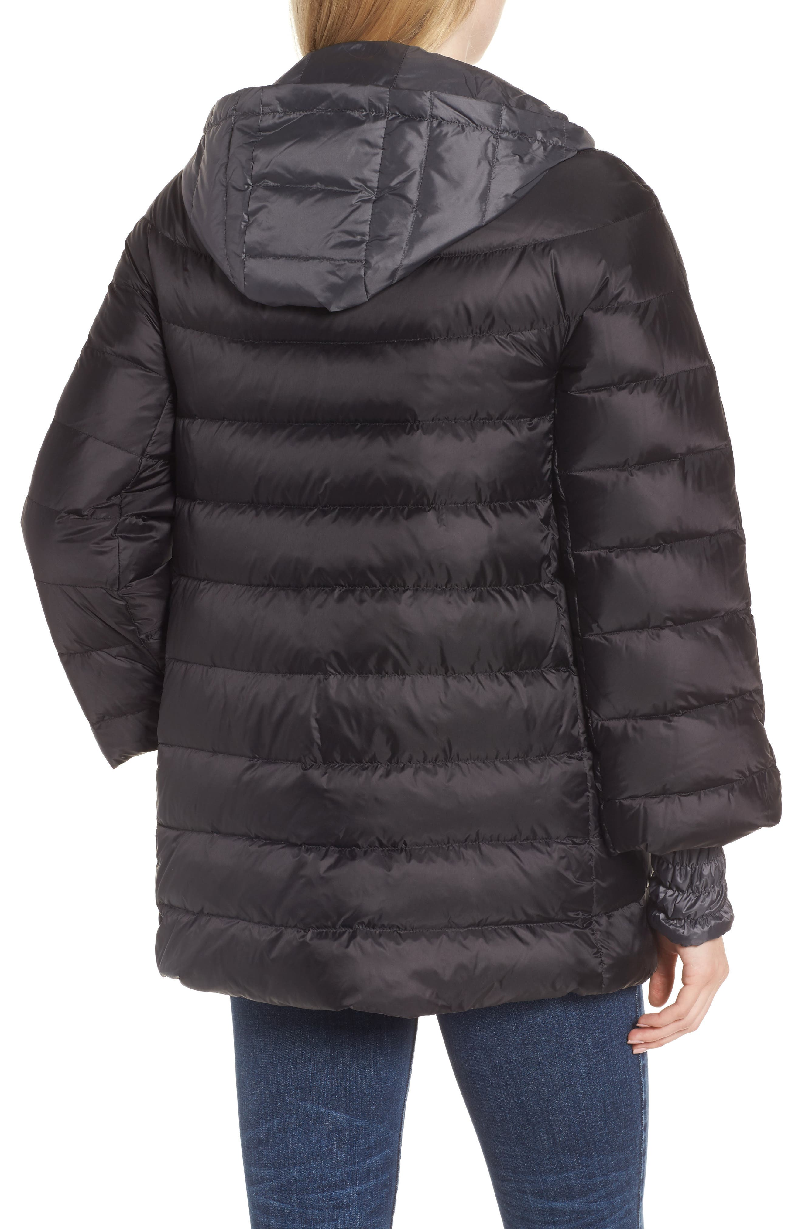3-in-1 Layered Packable Quilted Down Coat,                             Alternate thumbnail 5, color,