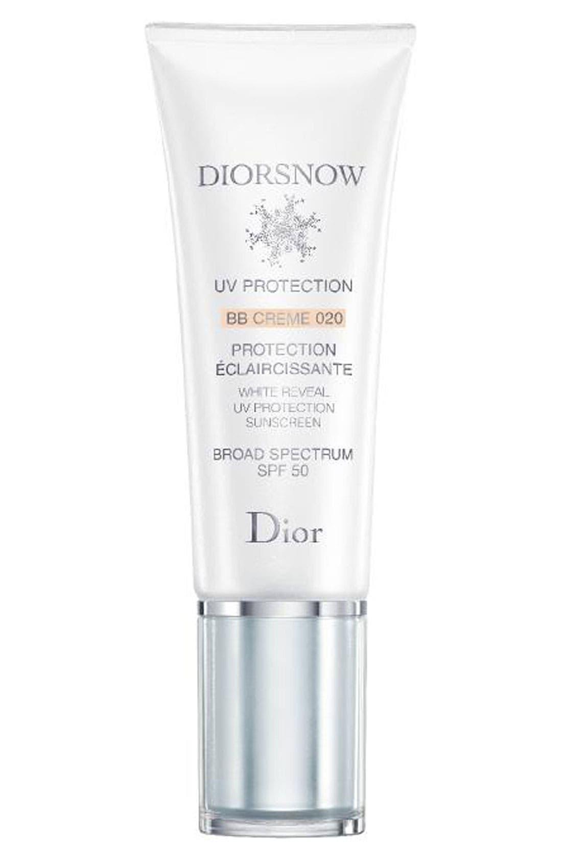 'Diorsnow' BB Creme Sunscreen Broad Spectrum SPF 50, Main, color, 250