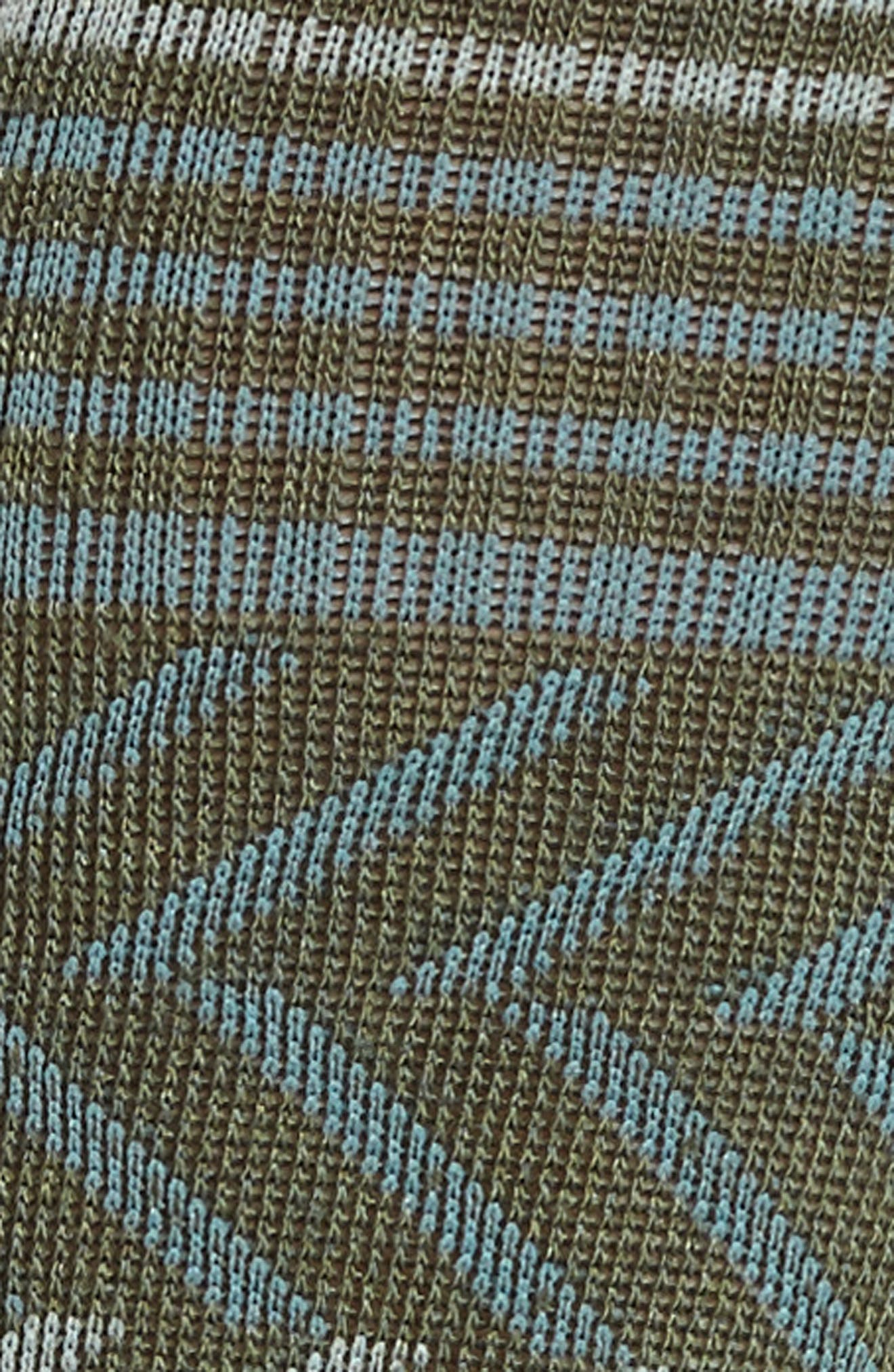 Graduated Compression Socks,                             Alternate thumbnail 2, color,                             EUCALYPTUS