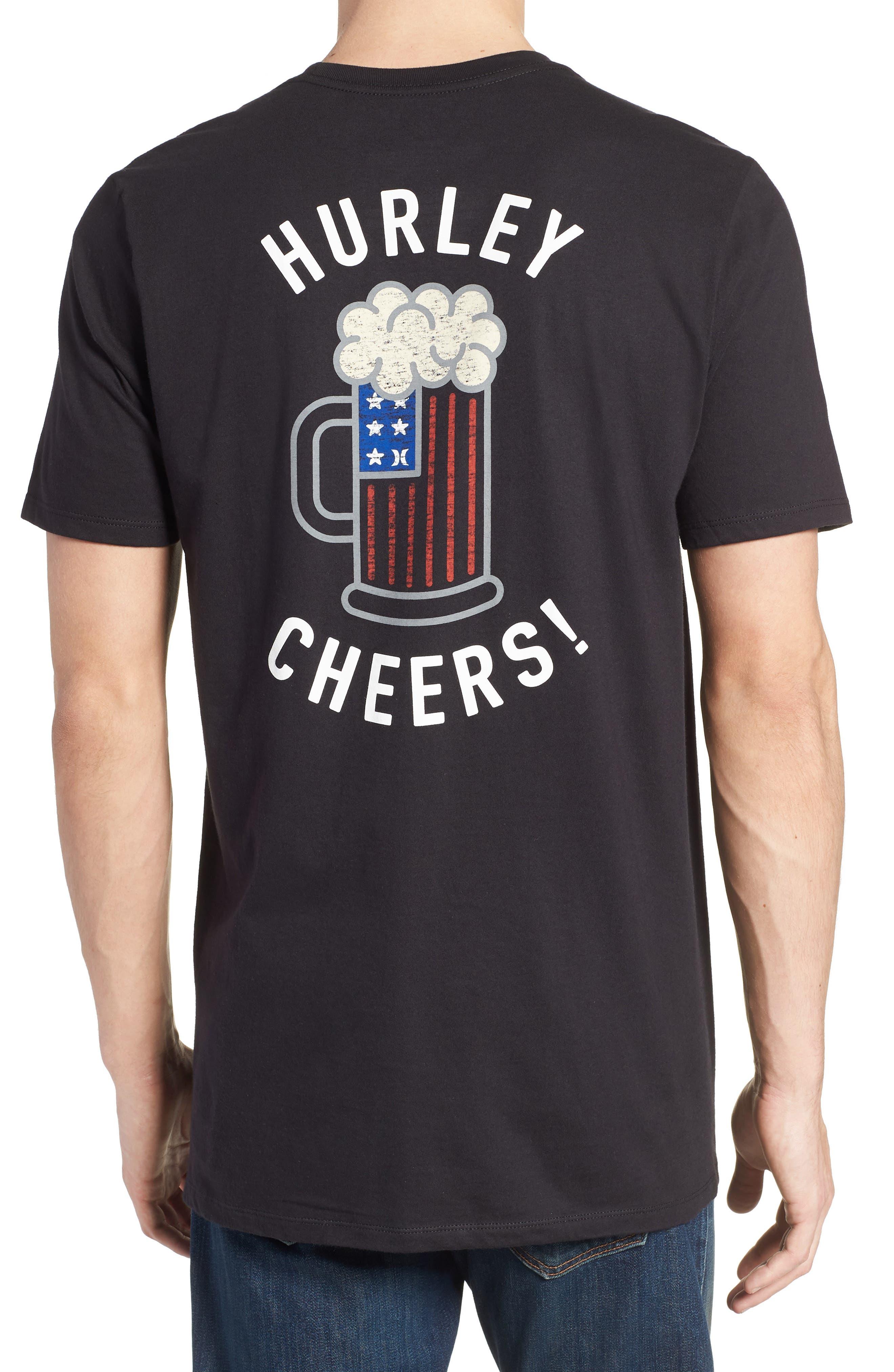 Cheers Bro T-Shirt,                             Alternate thumbnail 2, color,                             010
