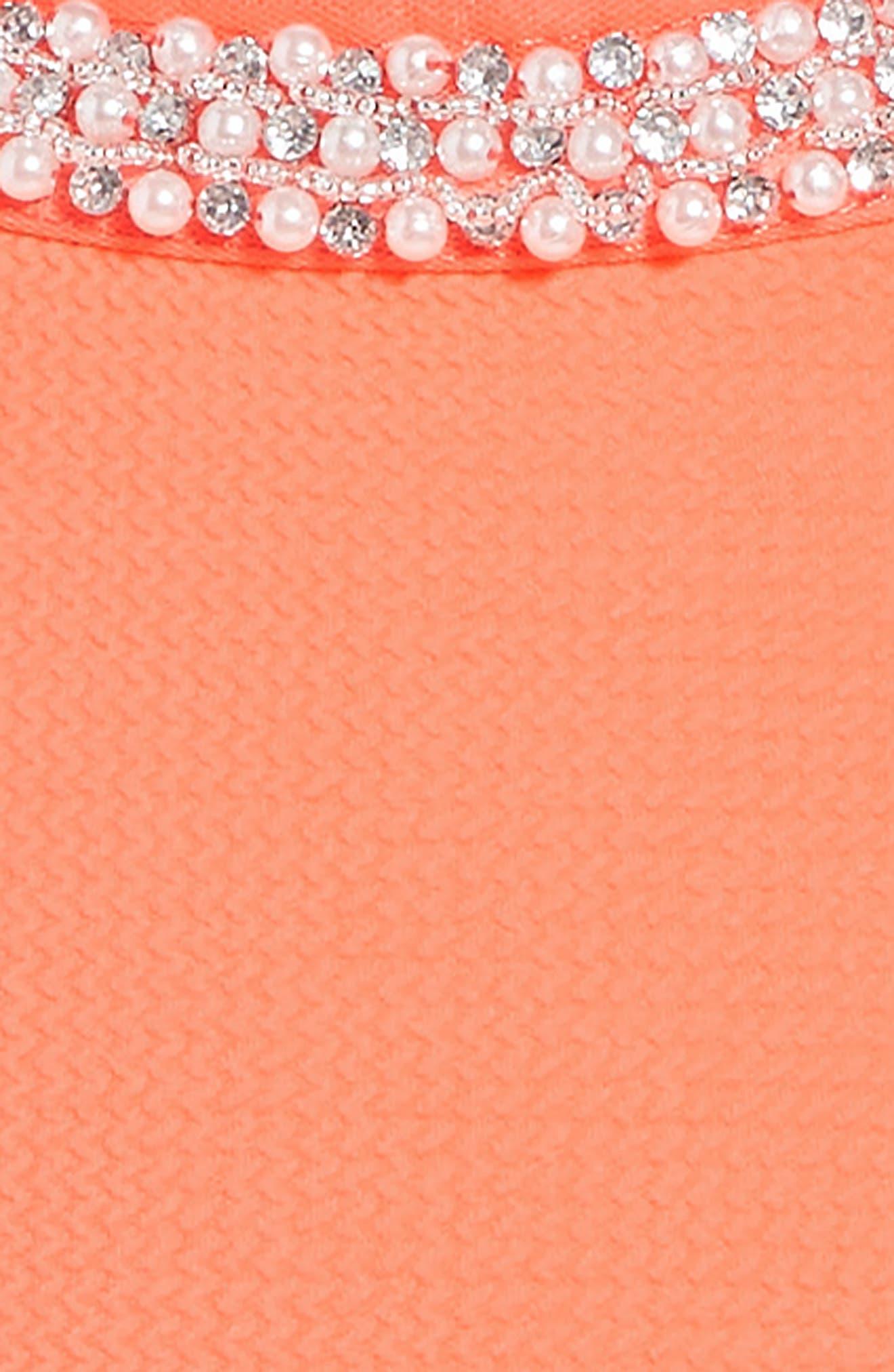 Skater Dress,                             Alternate thumbnail 3, color,                             820