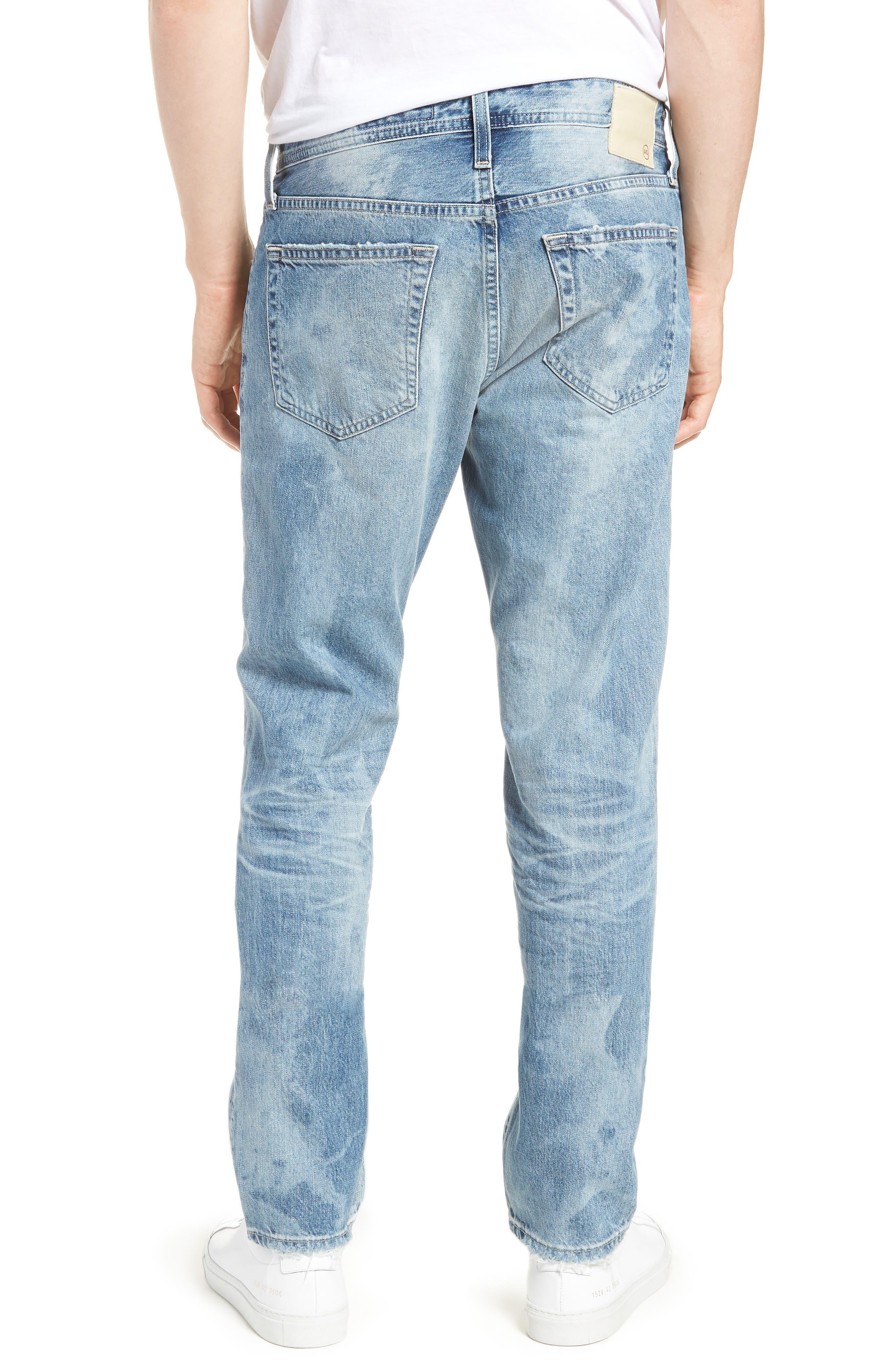 Tellis Slim Fit Jeans,                             Alternate thumbnail 2, color,                             461