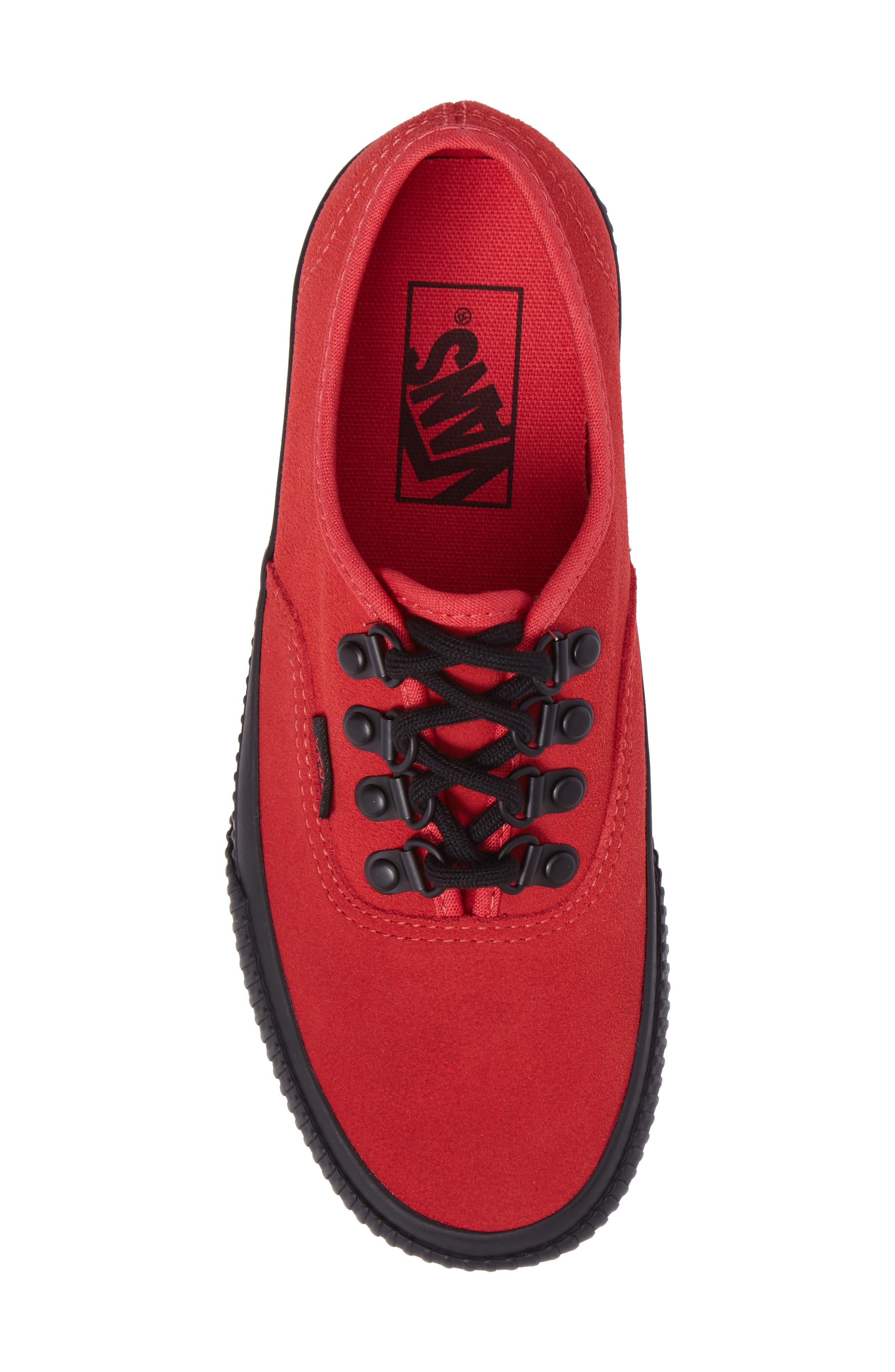 Authentic 2.0 Platform Sneaker,                             Alternate thumbnail 5, color,                             610