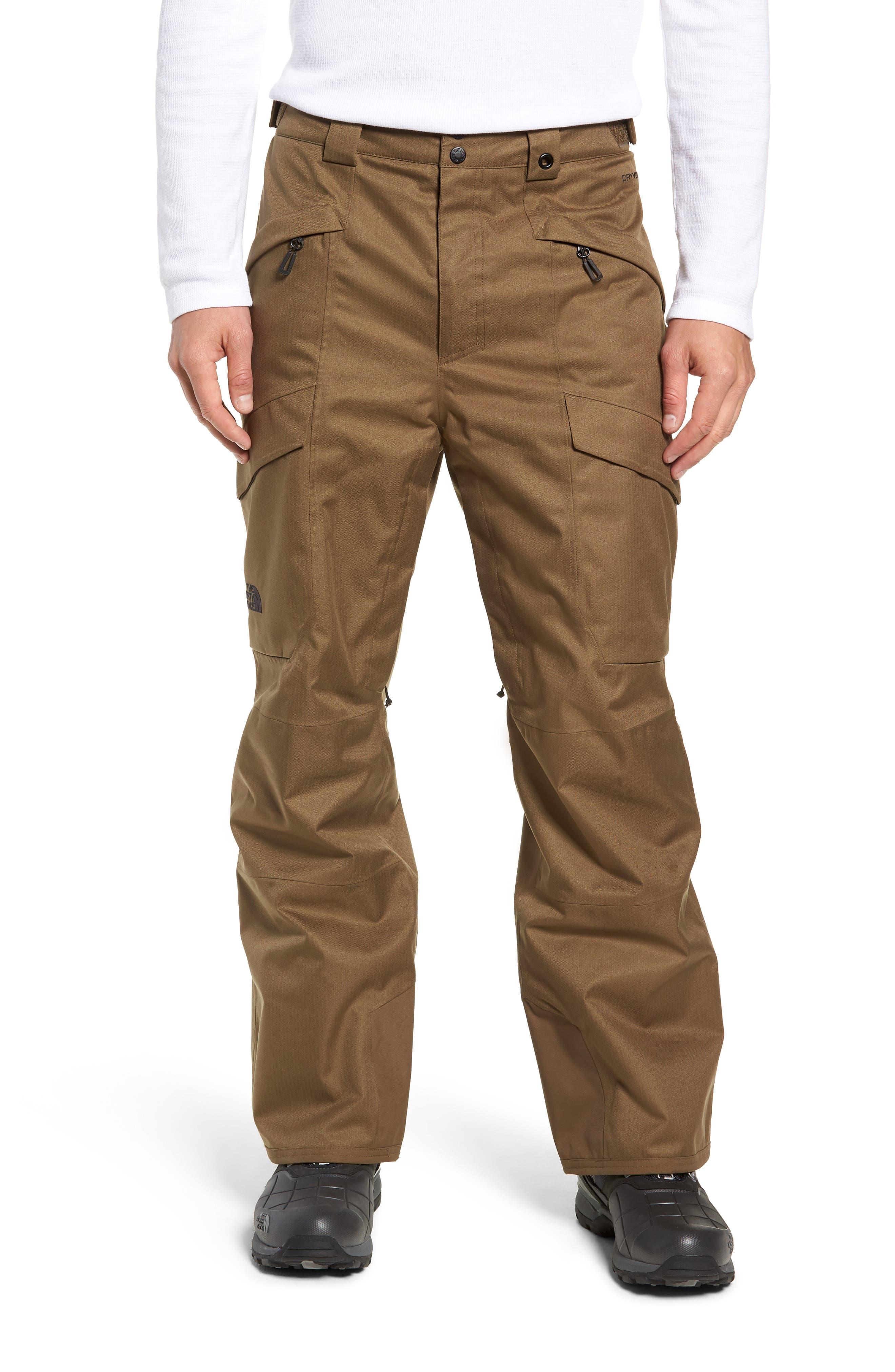 The North Face Gatekeeper Waterproof Pants, Green