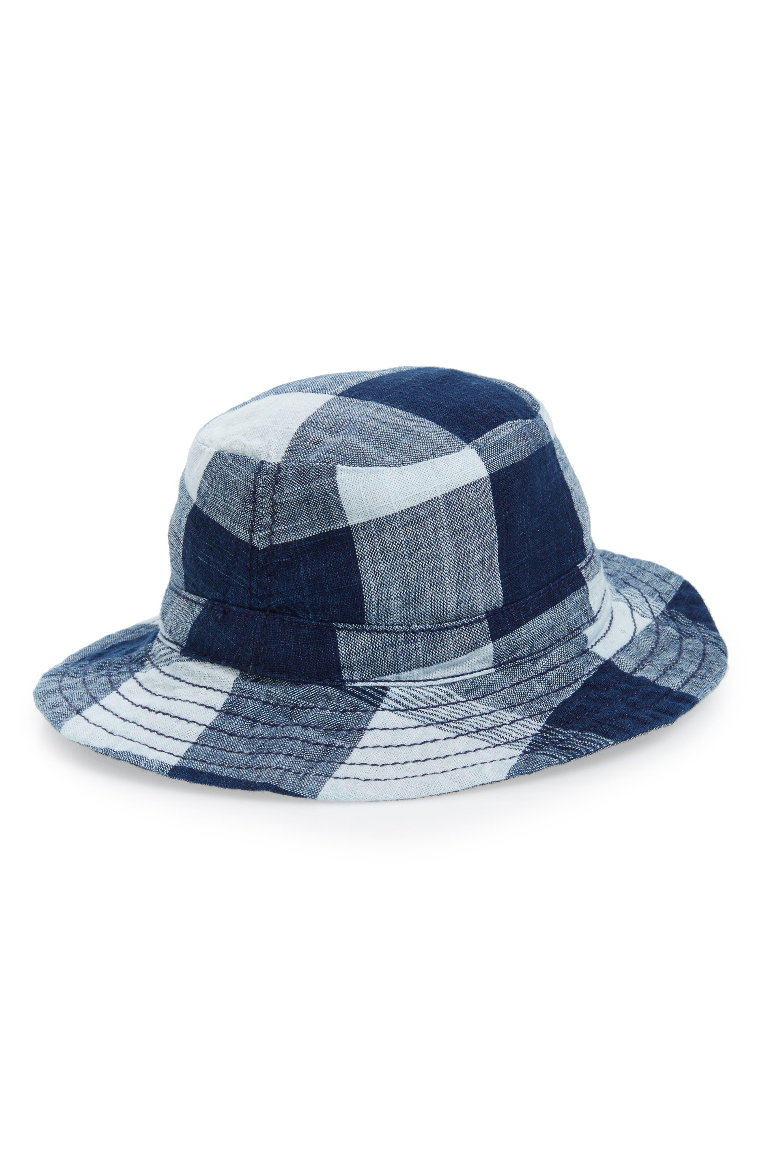 Reversible Bucket Hat,                             Main thumbnail 1, color,                             401