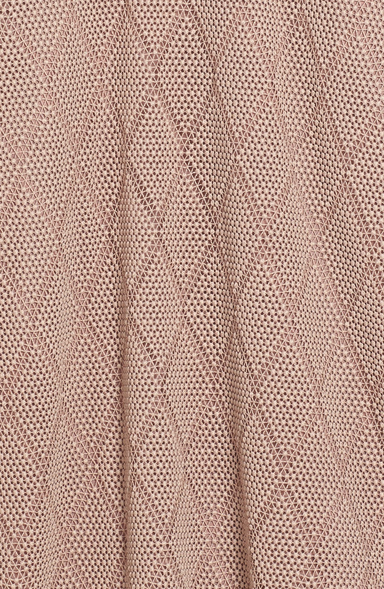 Sabrina Lace Dress,                             Alternate thumbnail 3, color,                             264