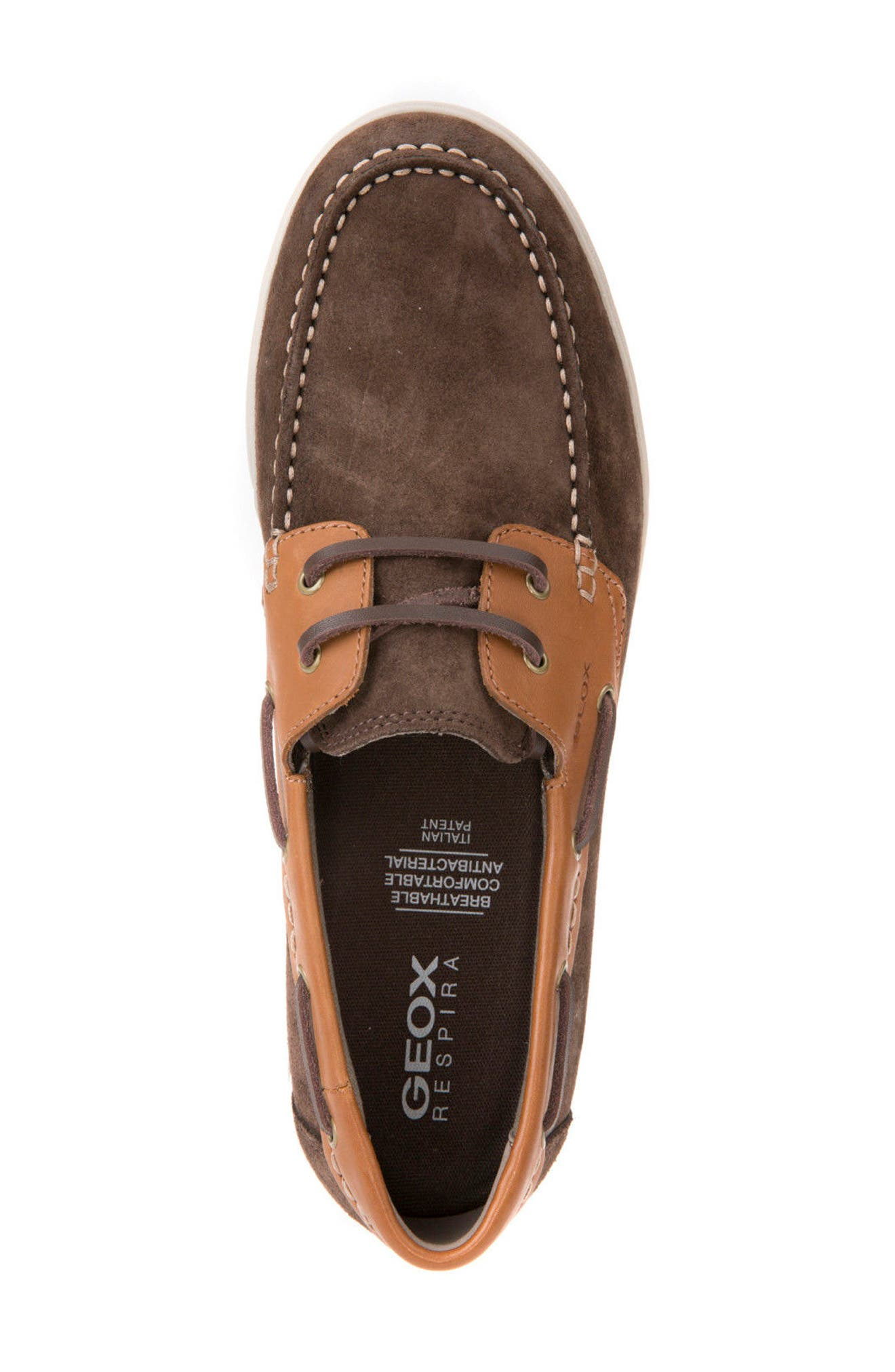 Walee 2 Boat Shoe,                             Alternate thumbnail 5, color,                             200