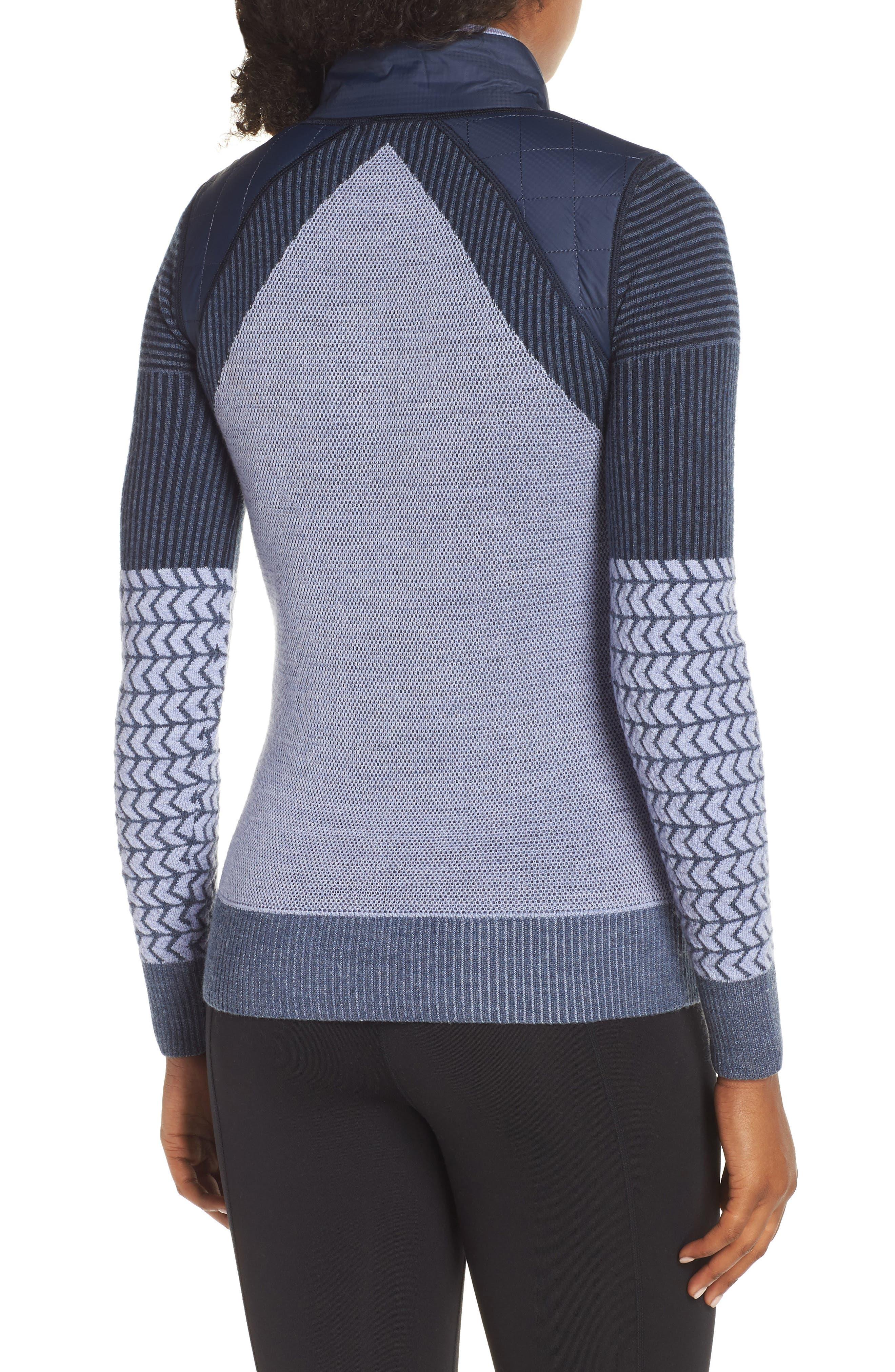 Ski Ninja Pullover Sweater,                             Alternate thumbnail 2, color,                             410
