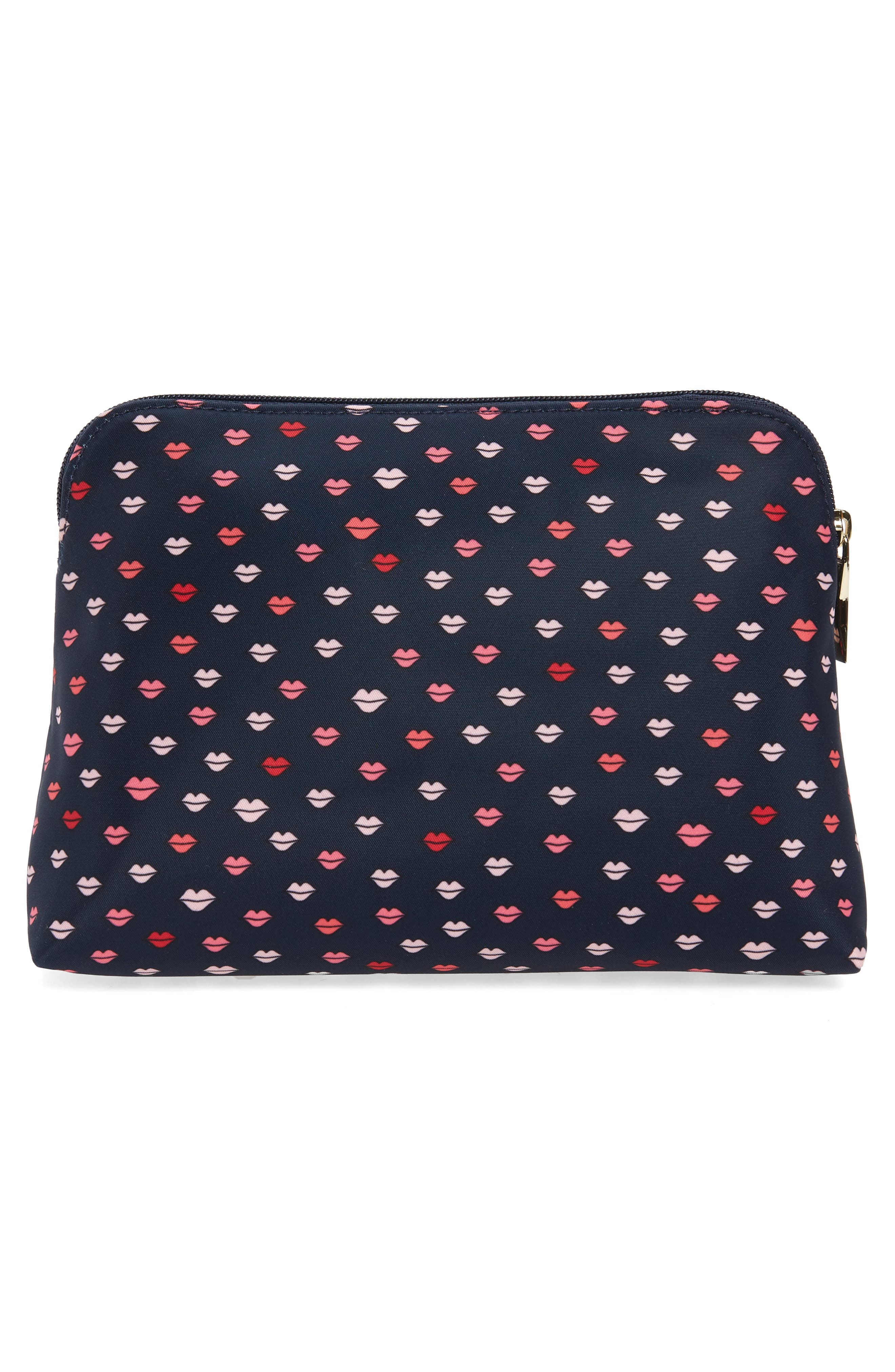 KATE SPADE NEW YORK,                             watson lane small briley cosmetic bag,                             Alternate thumbnail 2, color,                             410