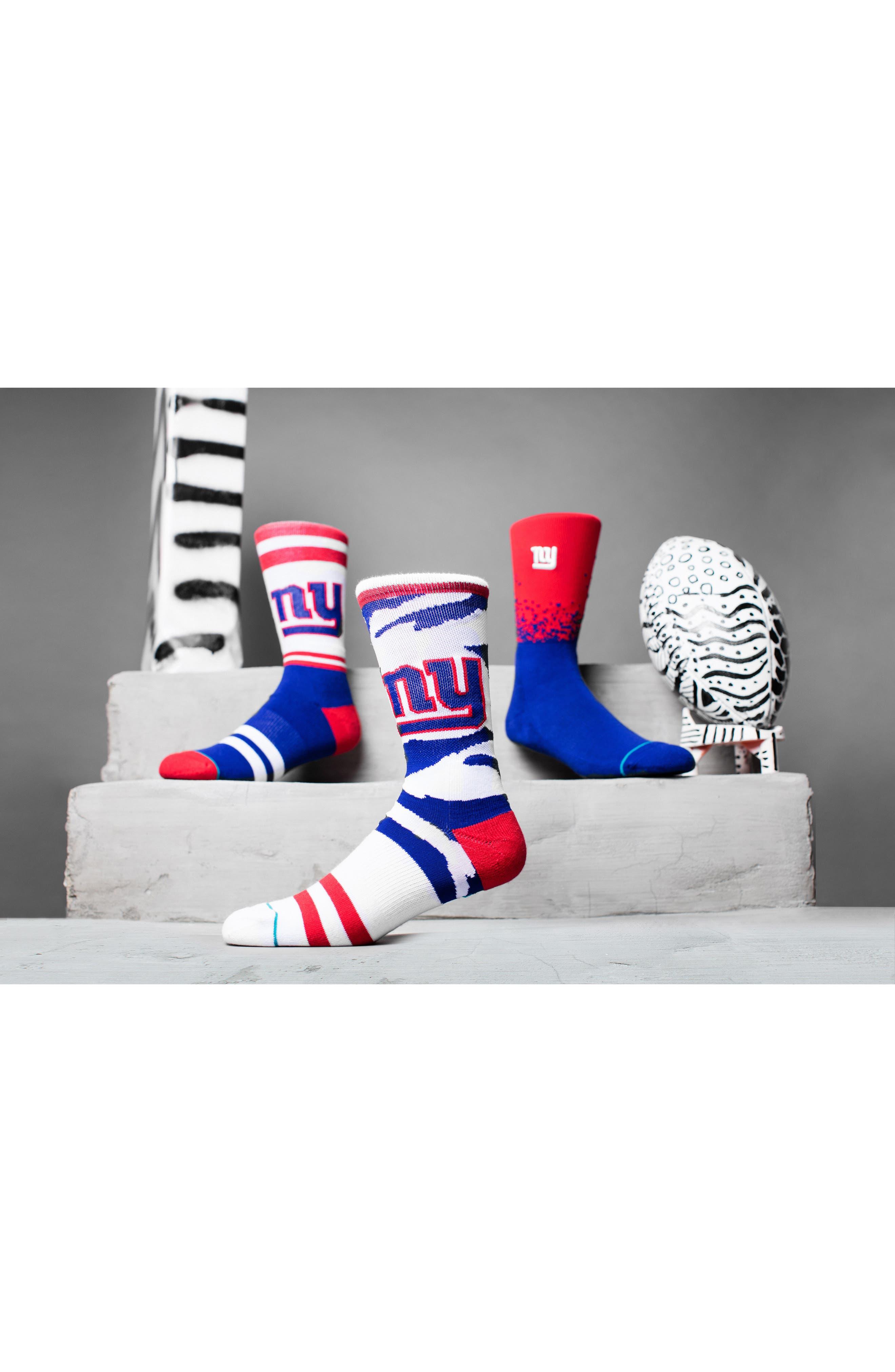 New York Giants - Fade Socks,                             Alternate thumbnail 3, color,                             400