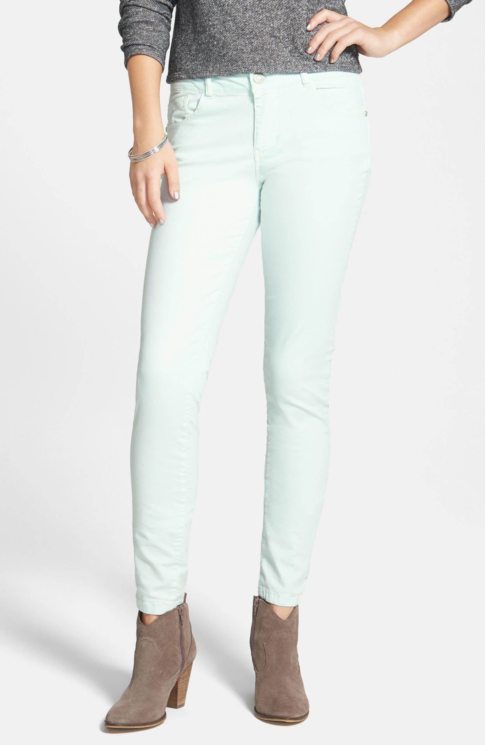 4ed2bc5881e Jolt Mid Rise Skinny Jeans