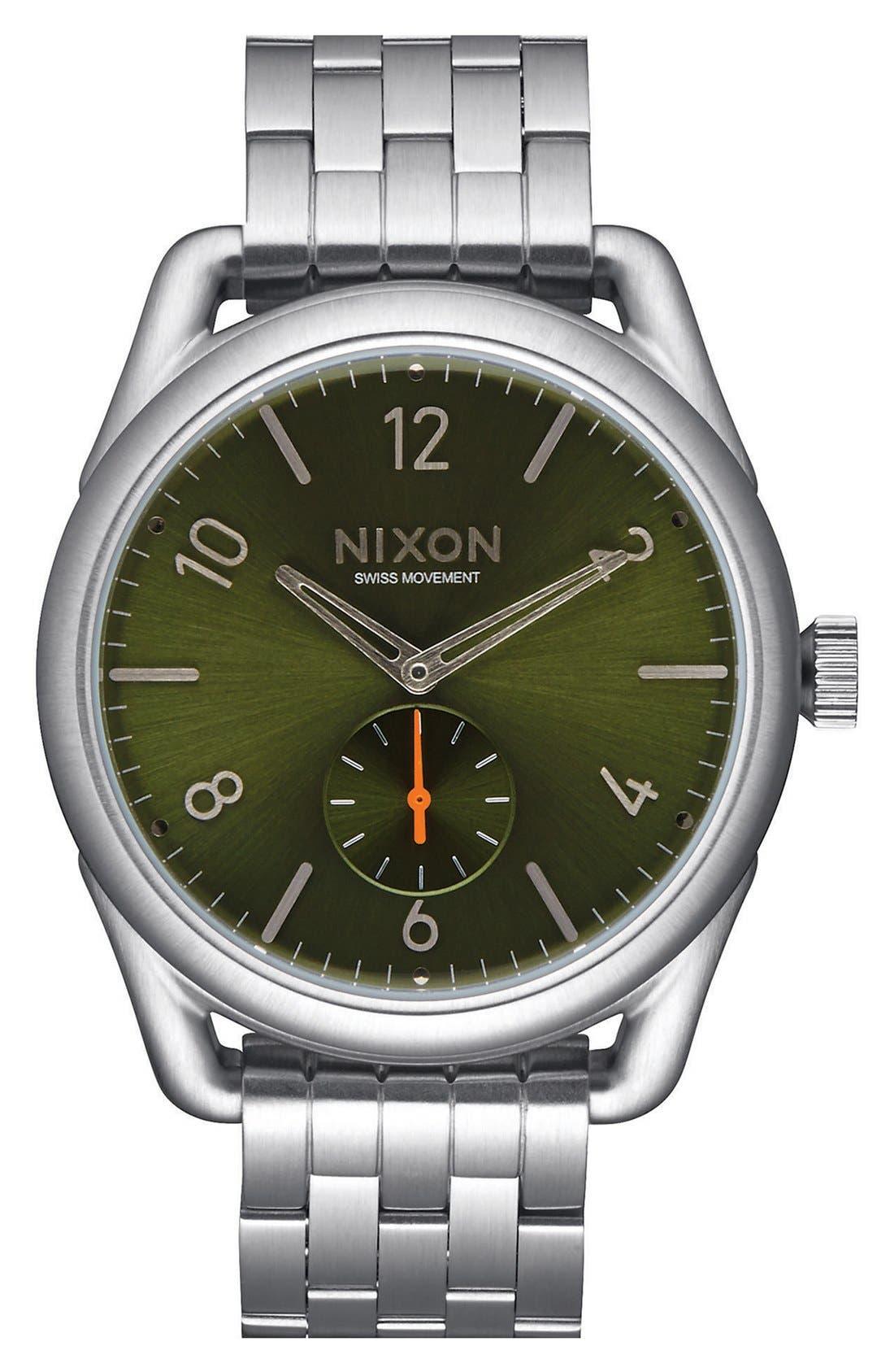 'C39' Bracelet Watch, 39mm,                             Main thumbnail 2, color,