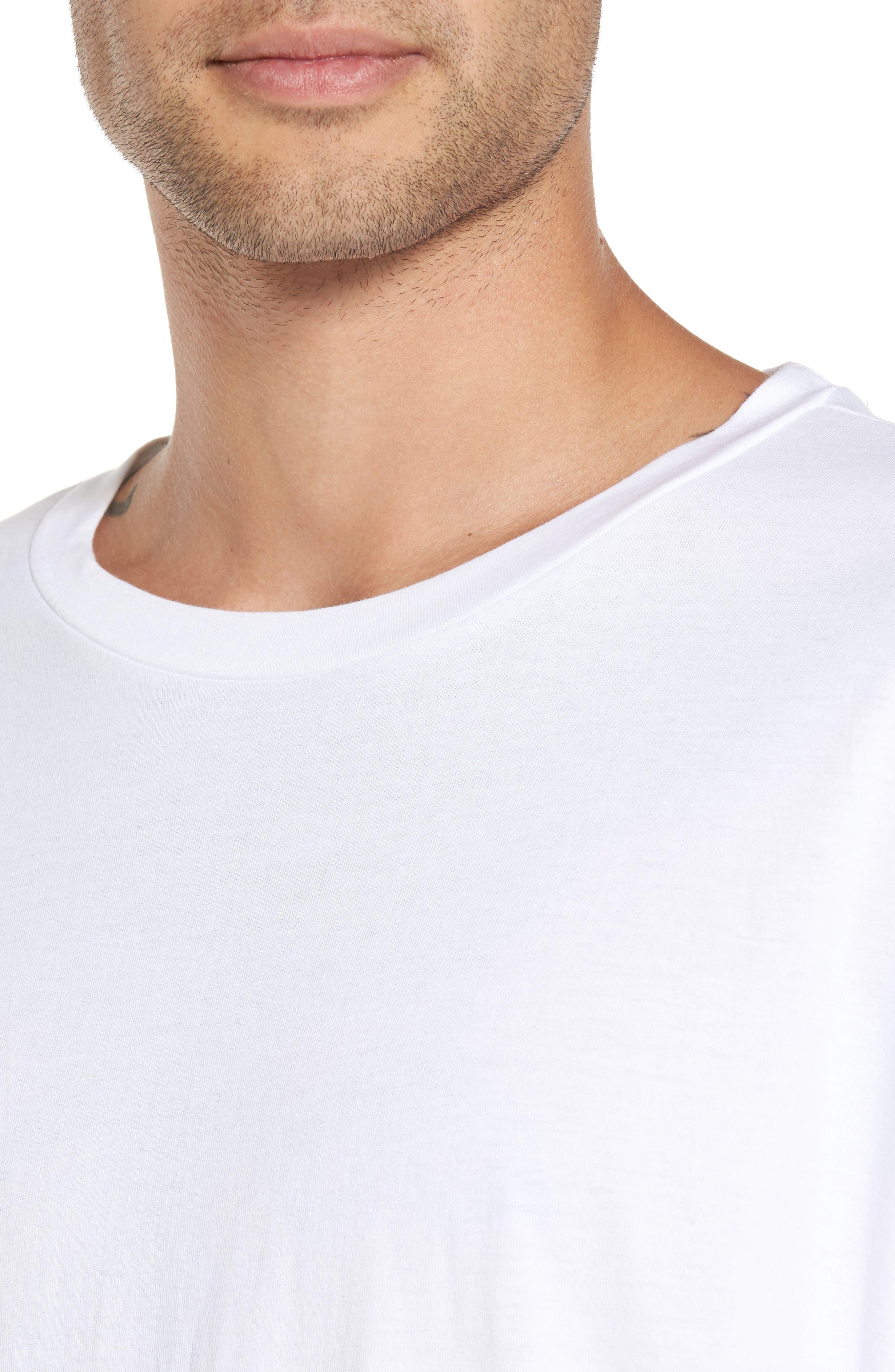 Marlon T-Shirt,                             Alternate thumbnail 4, color,                             100