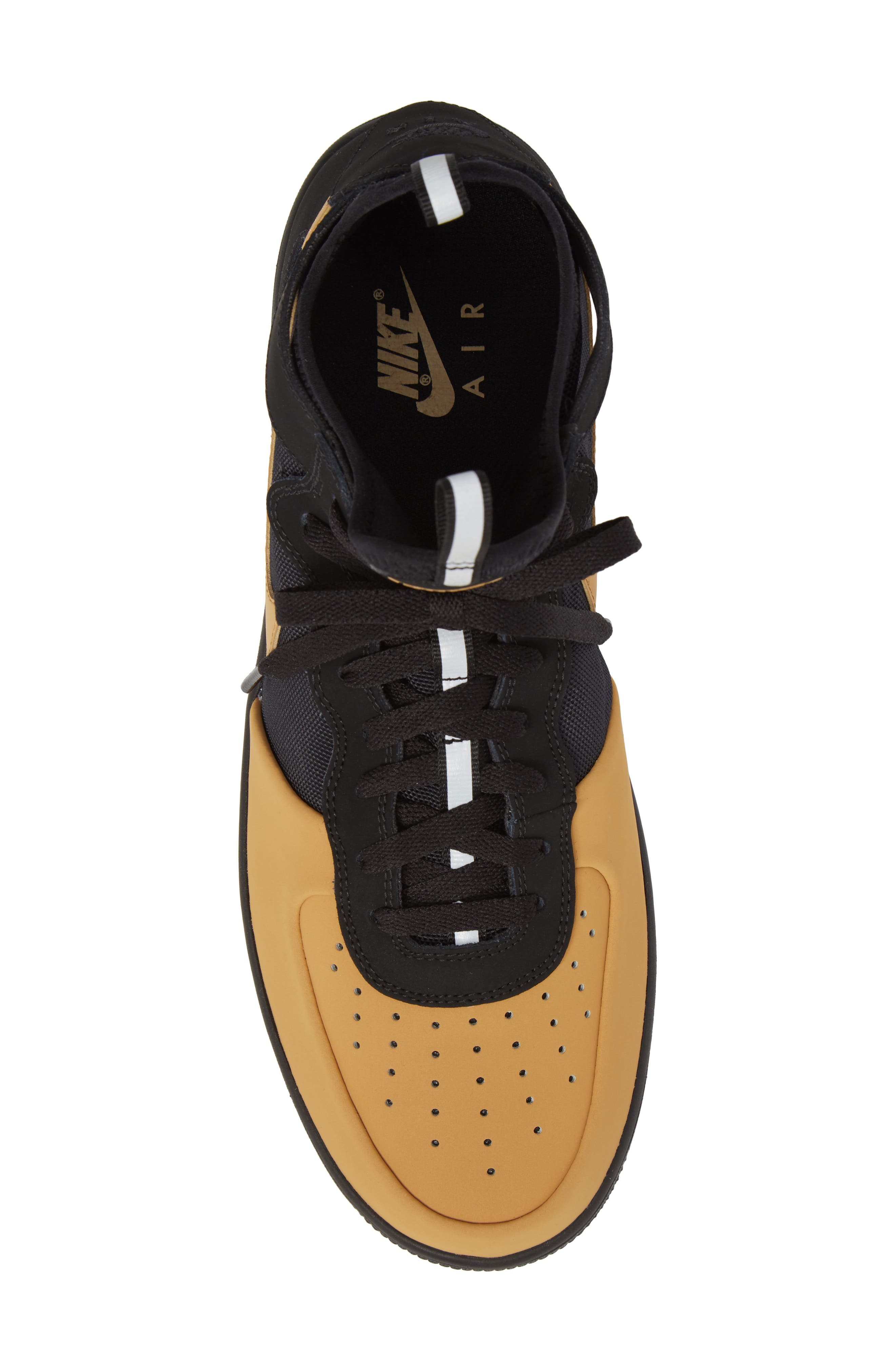Air Force 1 Ultraforce Mid Tech Sneaker,                             Alternate thumbnail 5, color,                             002