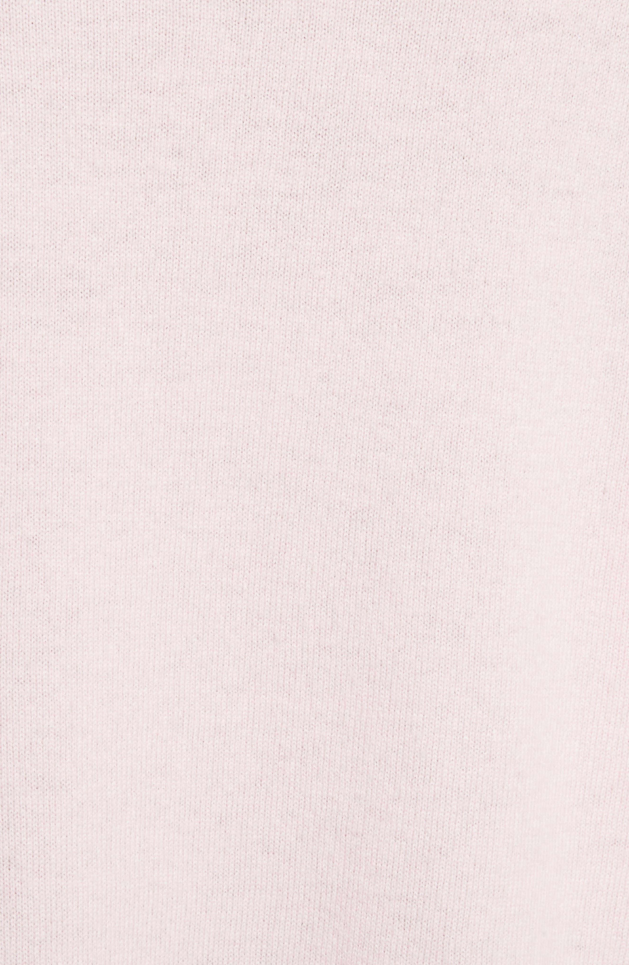 Boyfriend Sweater,                             Alternate thumbnail 5, color,                             650