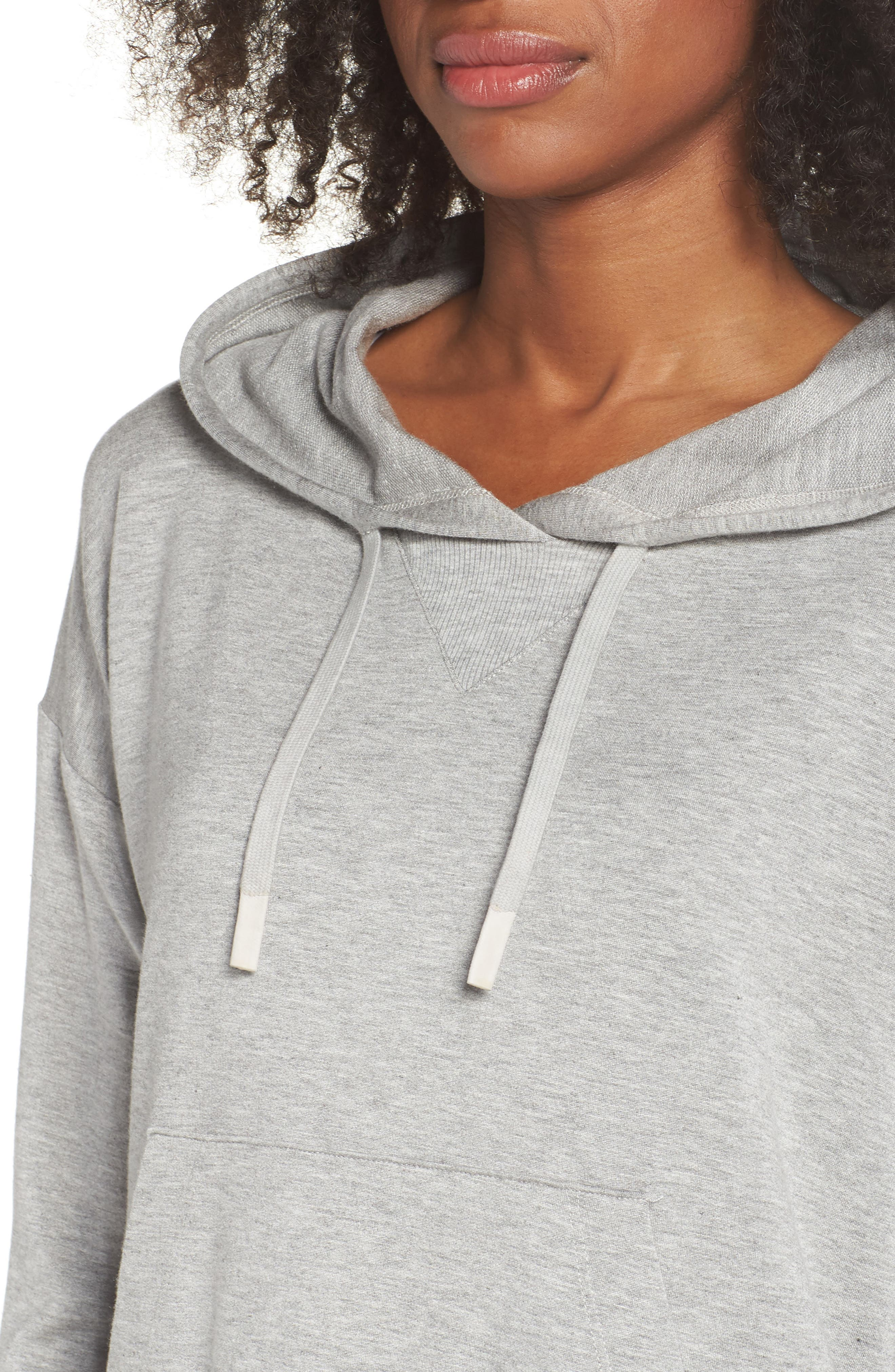 Pacific Hoodie,                             Alternate thumbnail 4, color,                             LIGHT HEATHER GREY