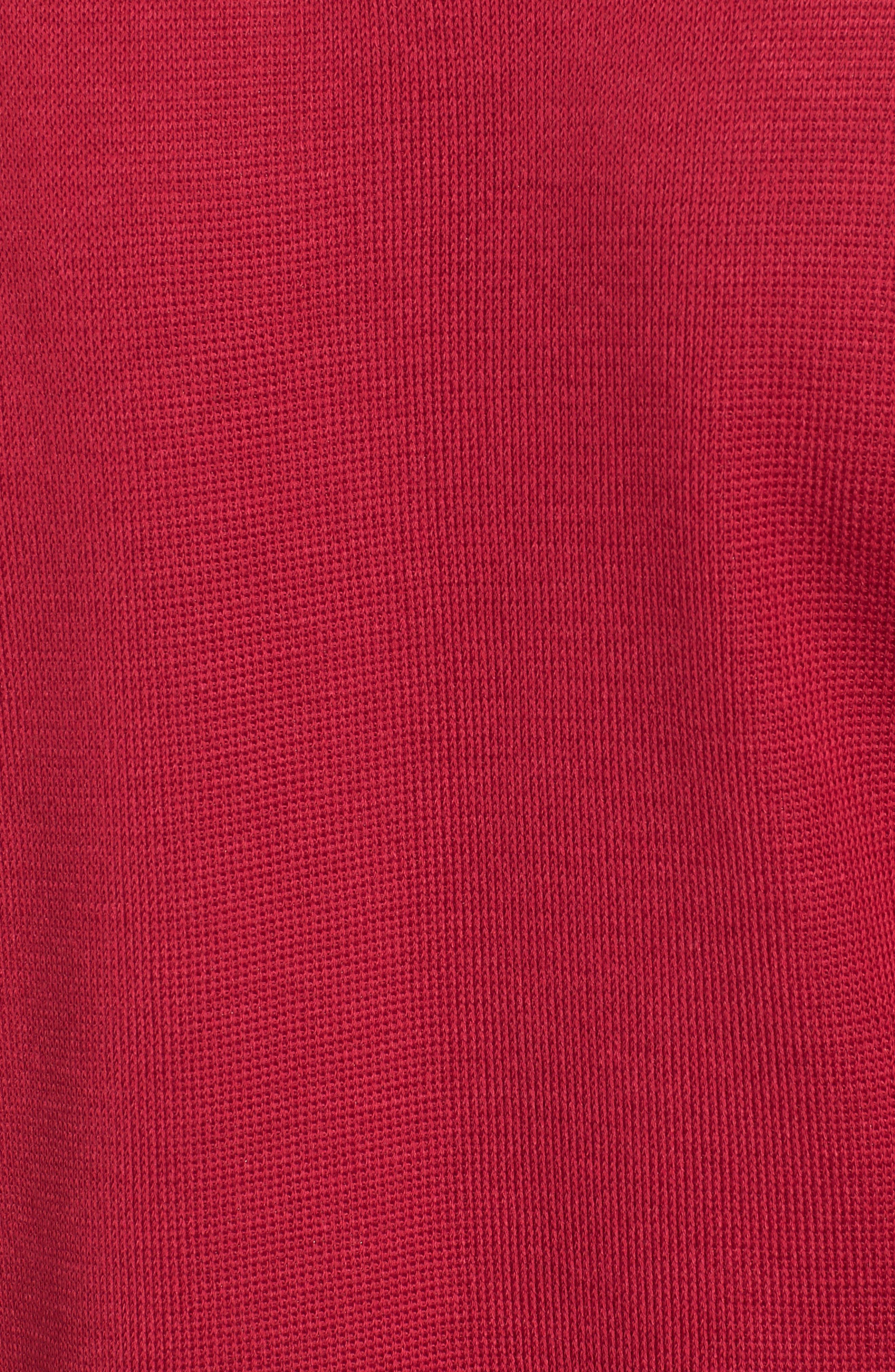Geometric Border Jacket,                             Alternate thumbnail 6, color,                             655