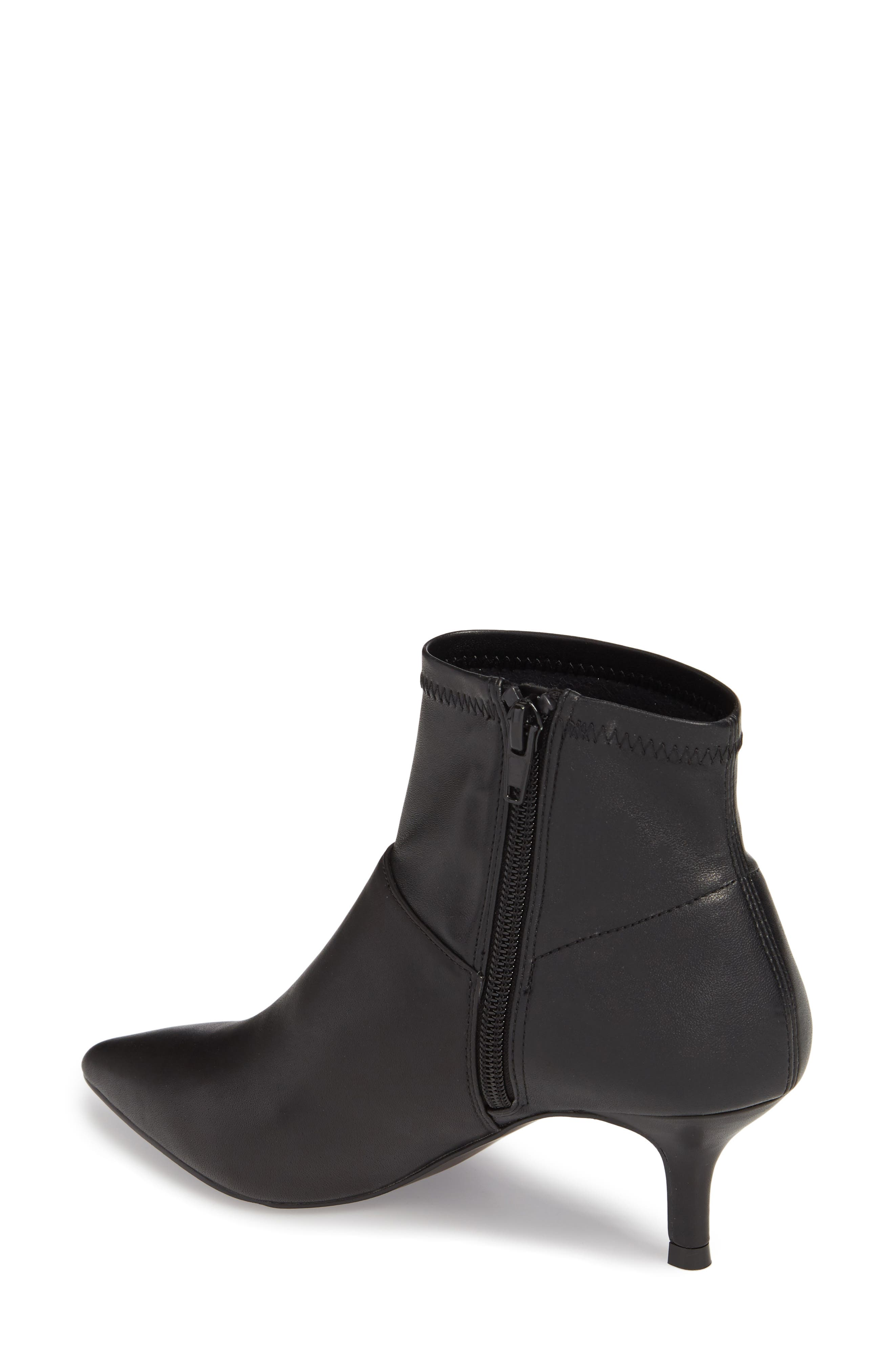 Vida Pointy Toe Bootie,                             Alternate thumbnail 3, color,