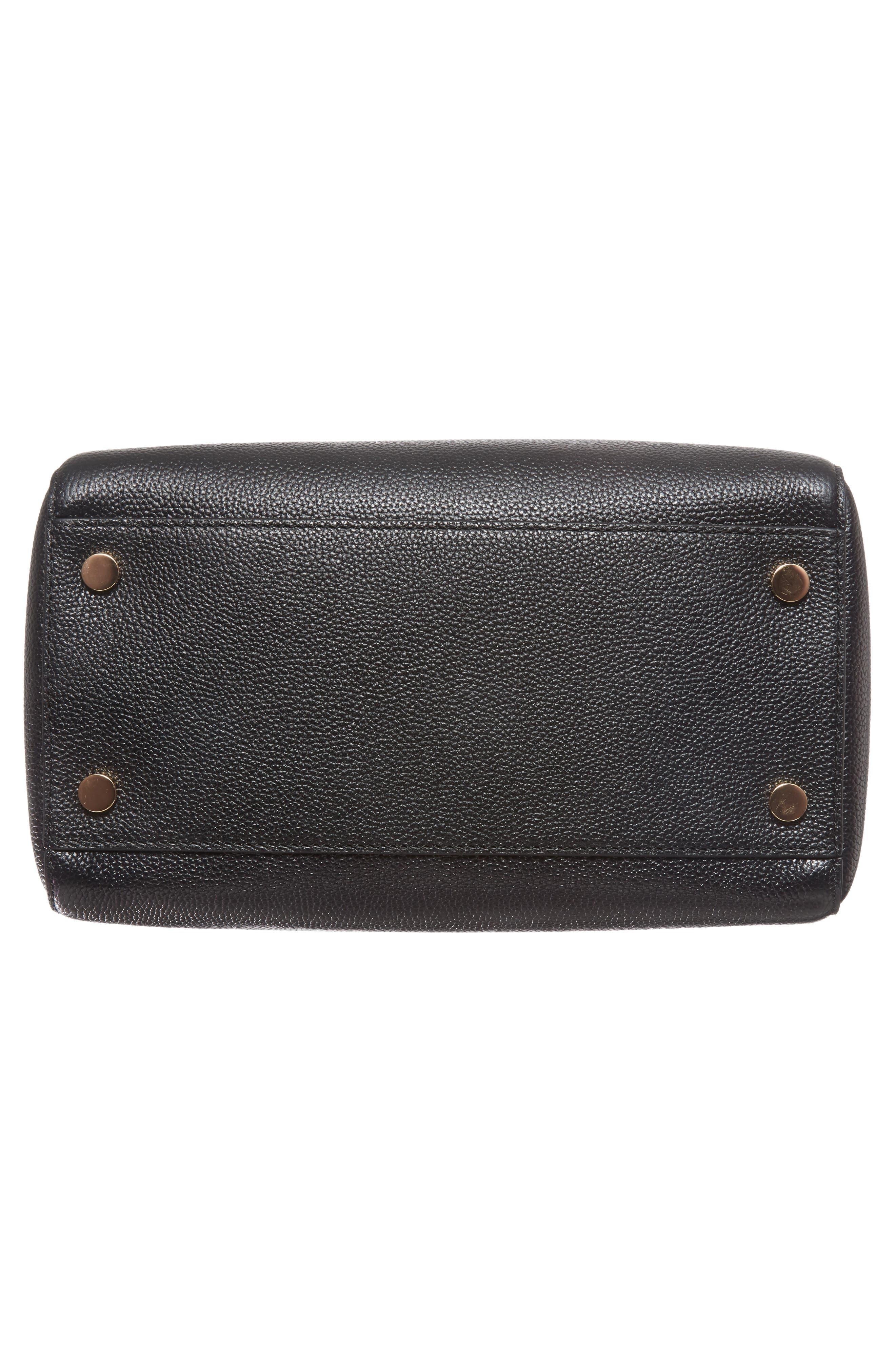 Medium Mercer Duffel Bag,                             Alternate thumbnail 4, color,                             001