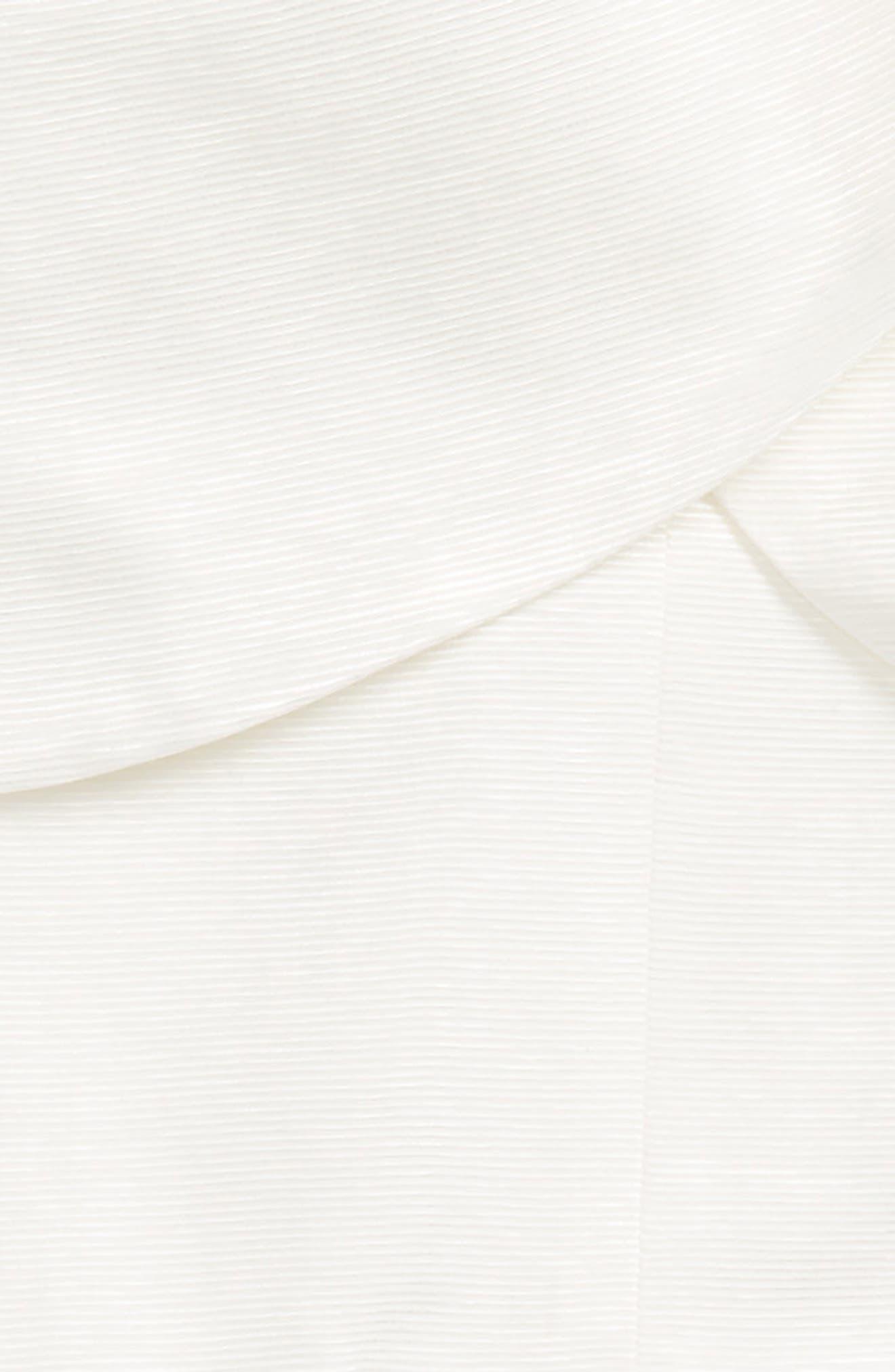 Ruffle One-Shoulder Playsuit,                             Alternate thumbnail 2, color,                             907