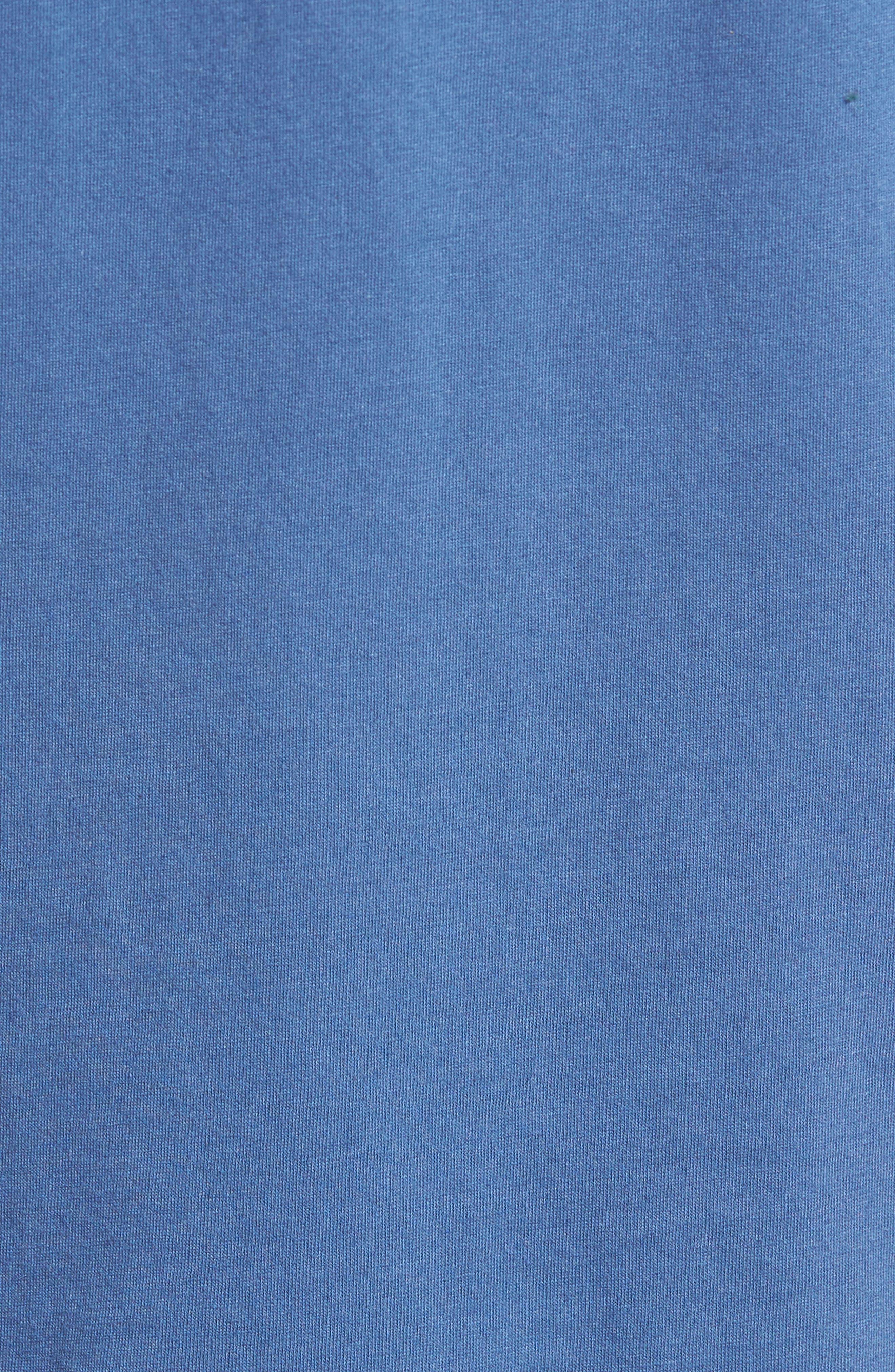 Crosswhite Pocket T-Shirt,                             Alternate thumbnail 5, color,                             400