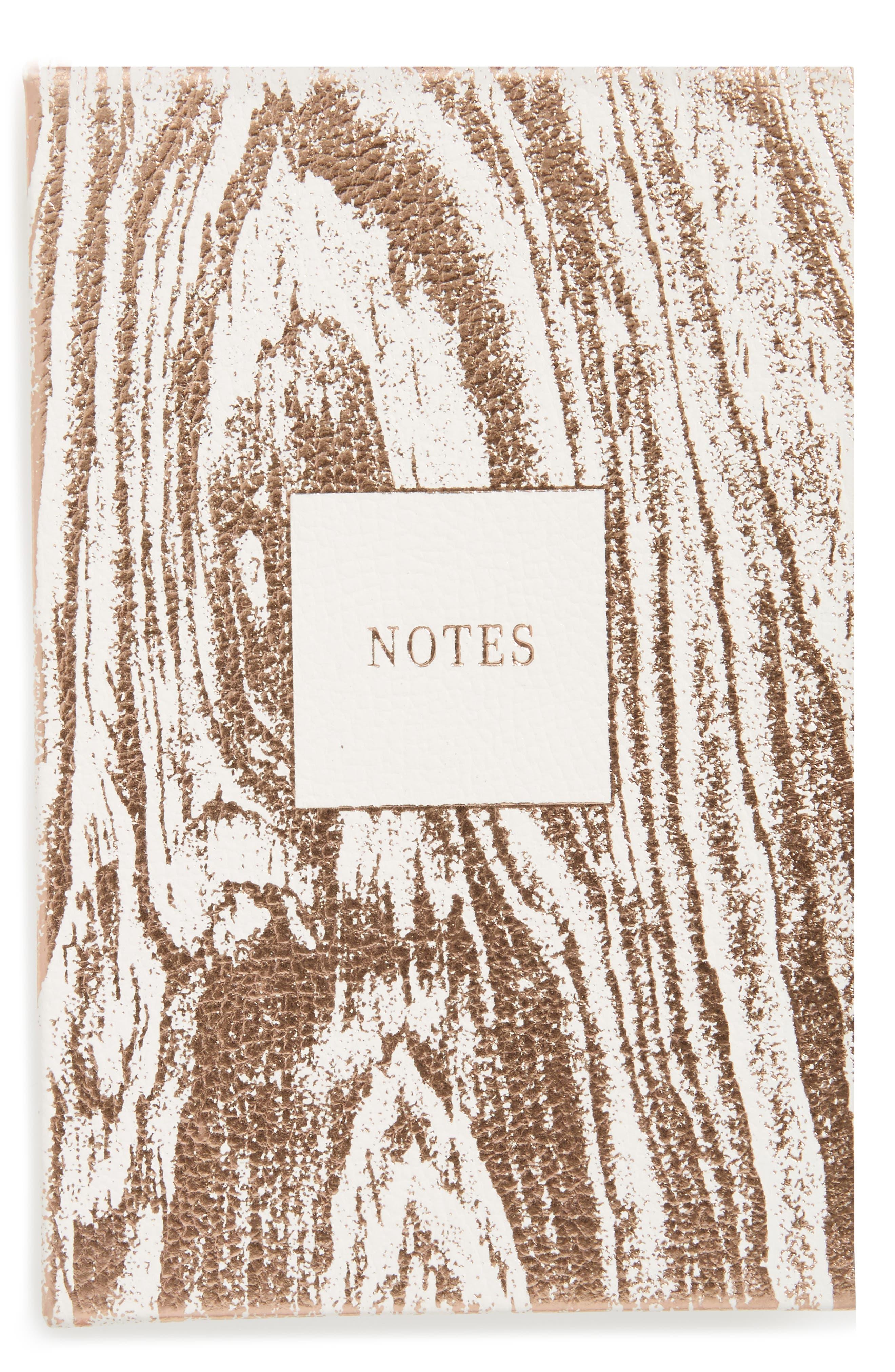 Rosewood Notepad,                             Main thumbnail 1, color,
