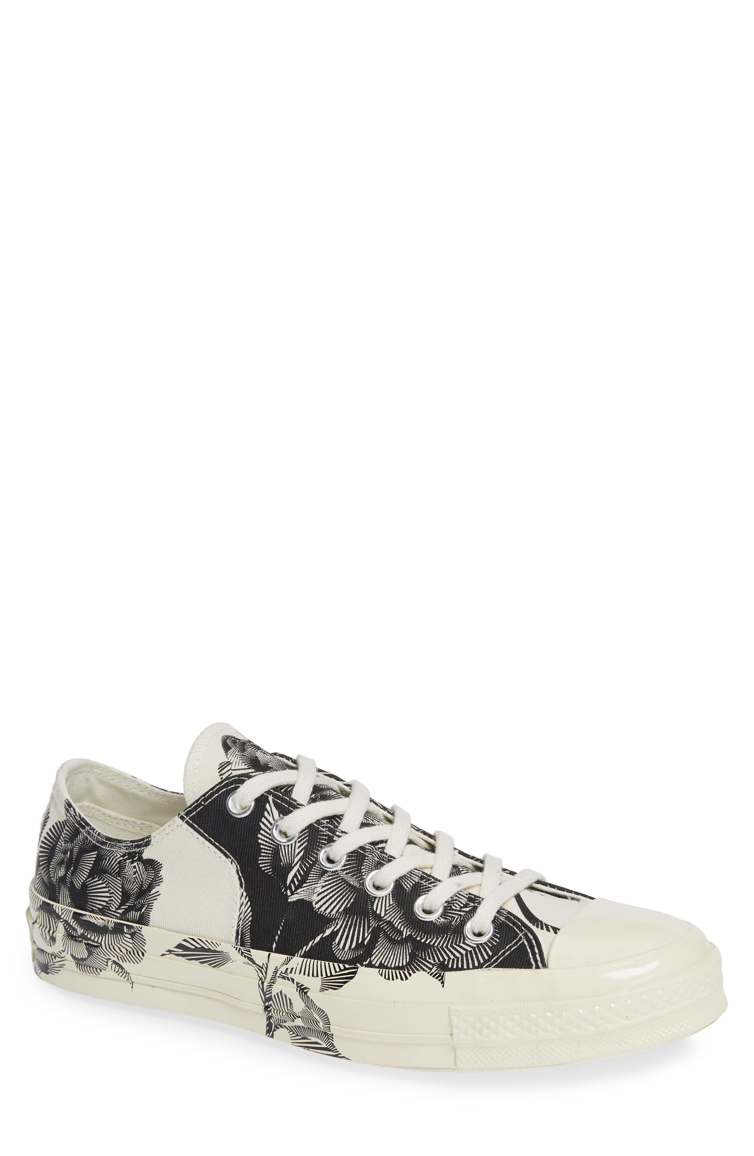 CT 70 Peony Low Top Sneaker,                             Main thumbnail 1, color,                             001