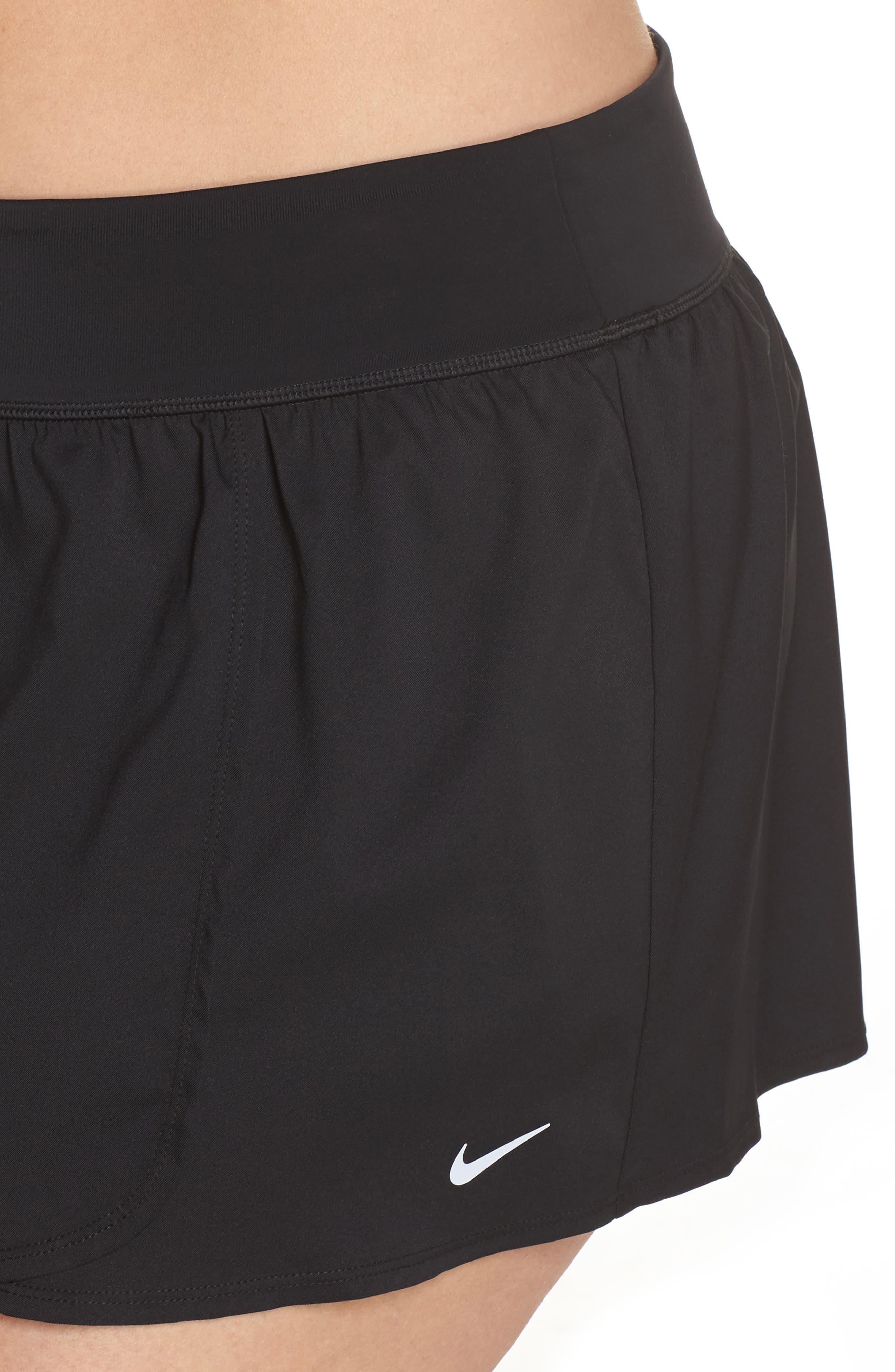 Swim Board Skirt,                             Alternate thumbnail 4, color,                             001