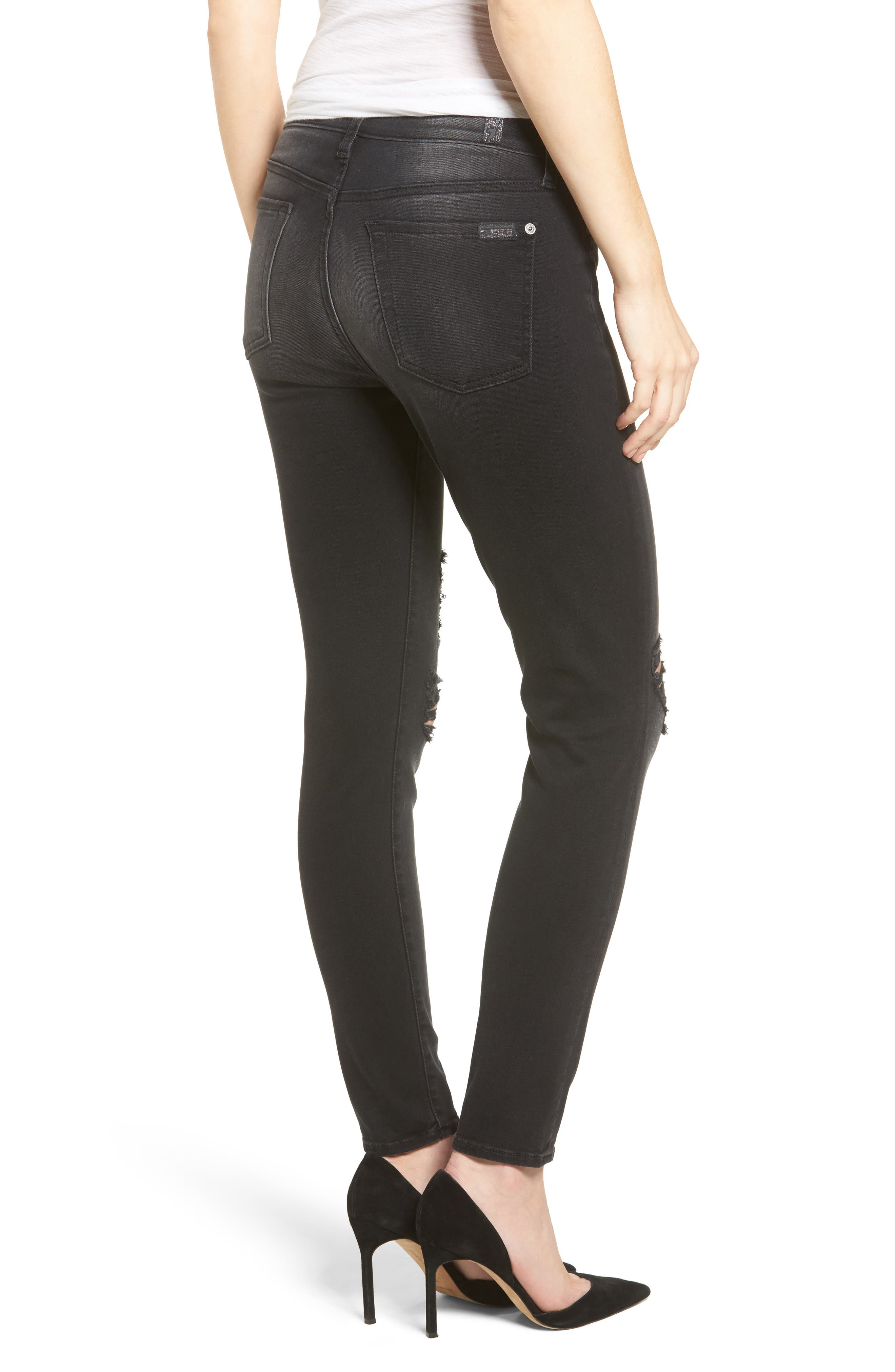 Seven7 The Ankle Skinny Jeans,                             Alternate thumbnail 2, color,                             004