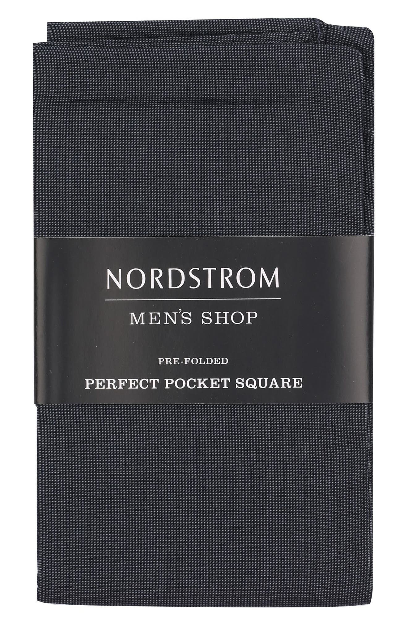The Perfect Pre-Folded Pocket Square,                             Alternate thumbnail 102, color,
