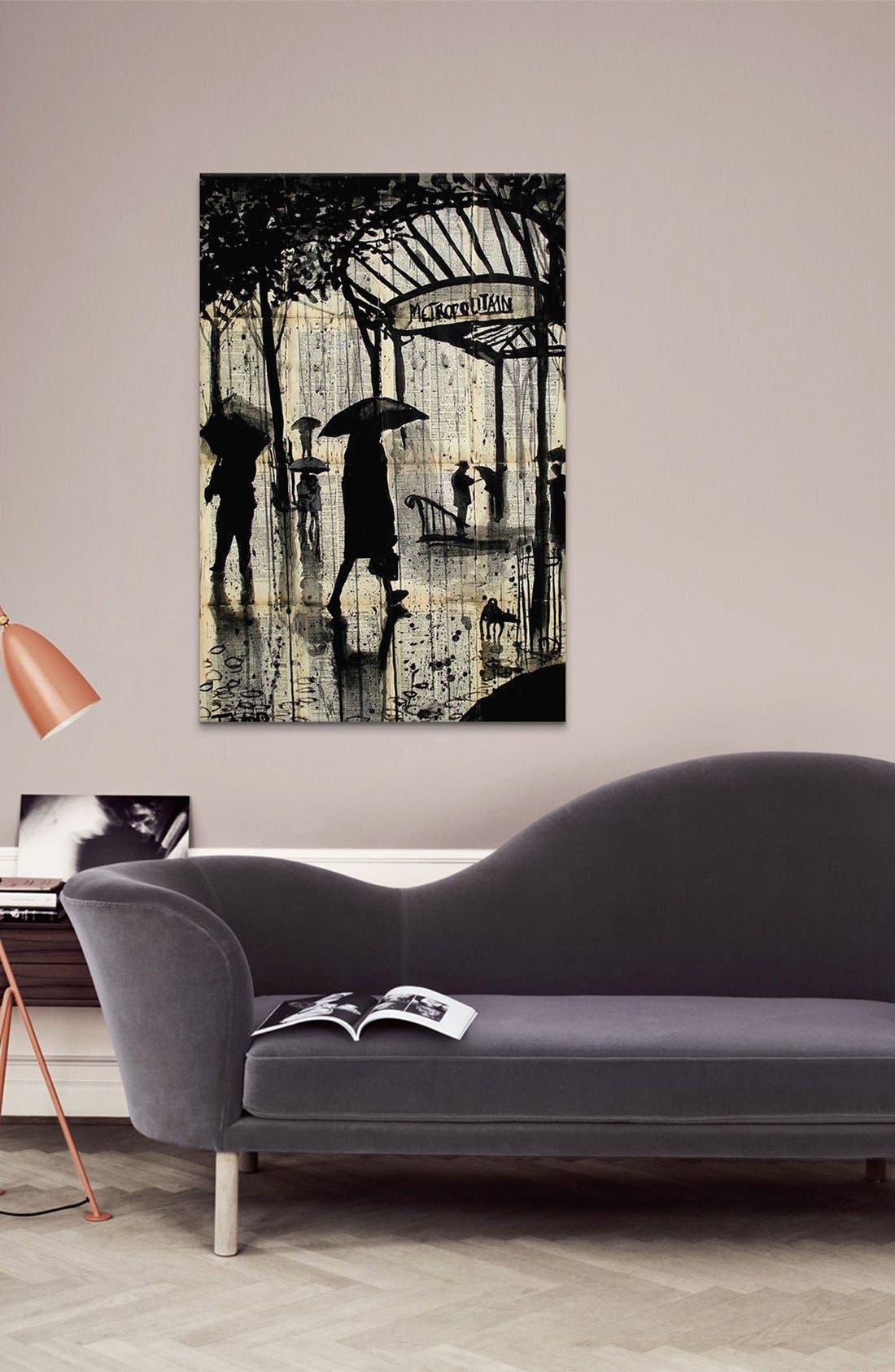 'Family Joy - Megan Duncanson' Giclée Print Canvas Art,                             Alternate thumbnail 2, color,                             001