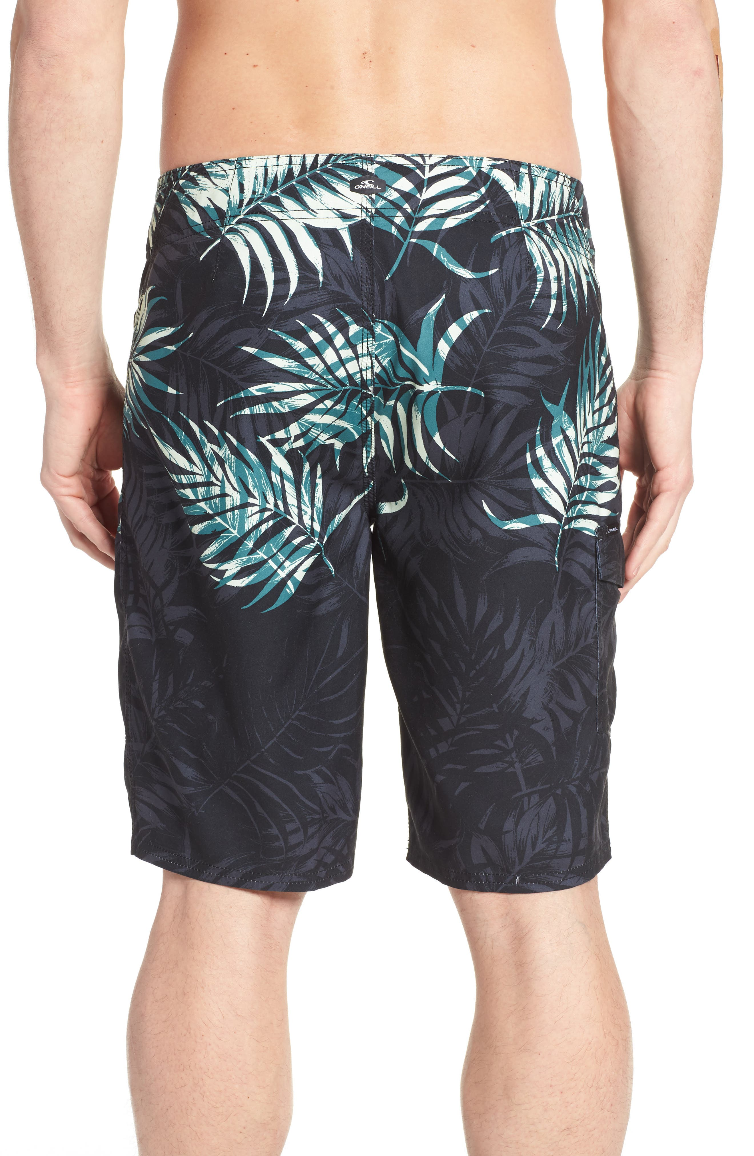 Makena Board Shorts,                             Alternate thumbnail 2, color,                             001